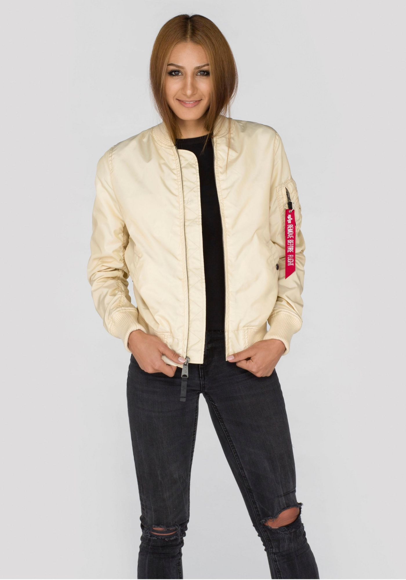 ALPHA INDUSTRIES Alpha Industries Bomberjacke »MA-1 TT Wmn«
