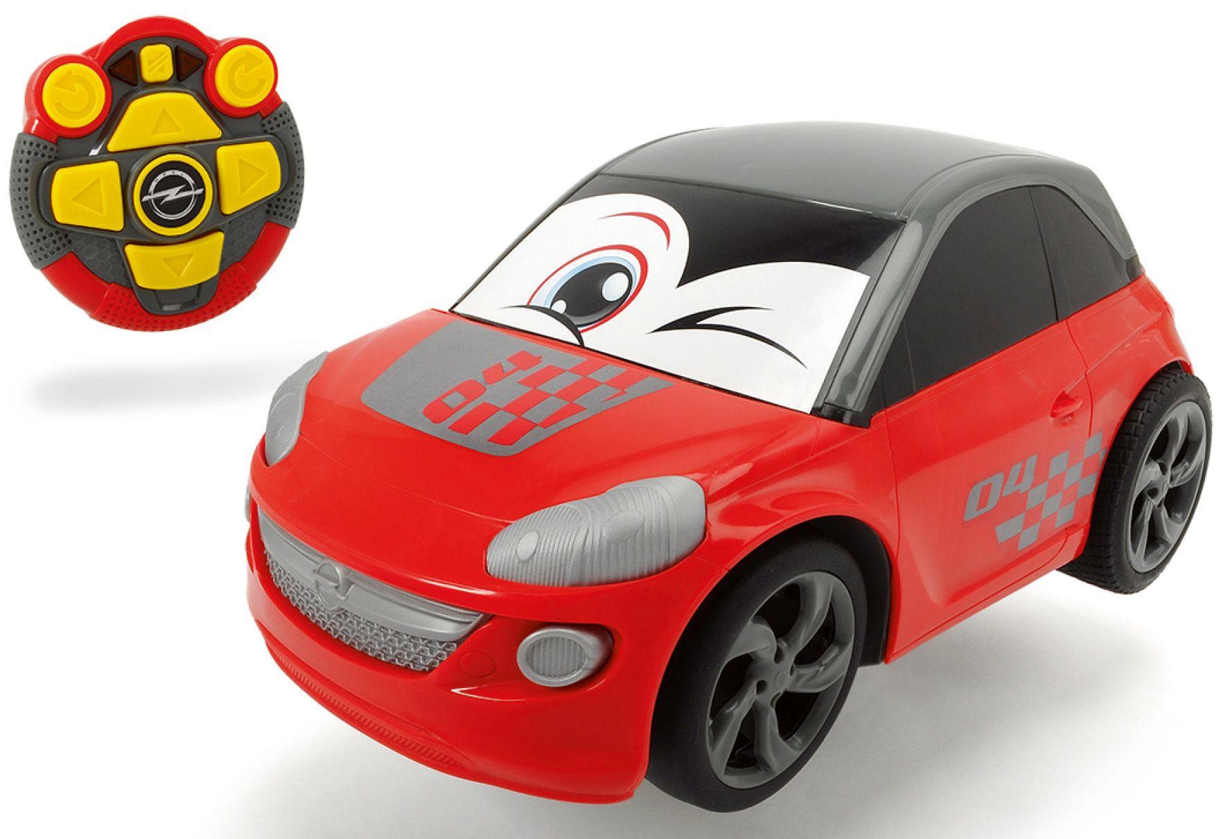 DICKIE TOYS Dickie Toys RC Auto mit Licht und Sound, »Happy Opel Adam«