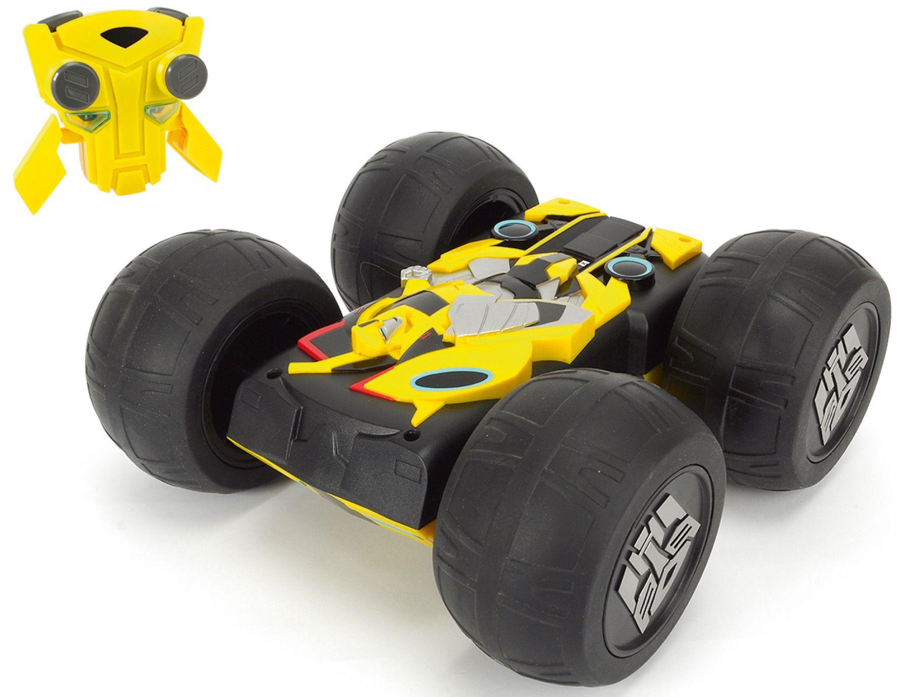 DICKIE TOYS Dickie RC Flip 'N'Race Bumblebee RTR 2.4 Ghz