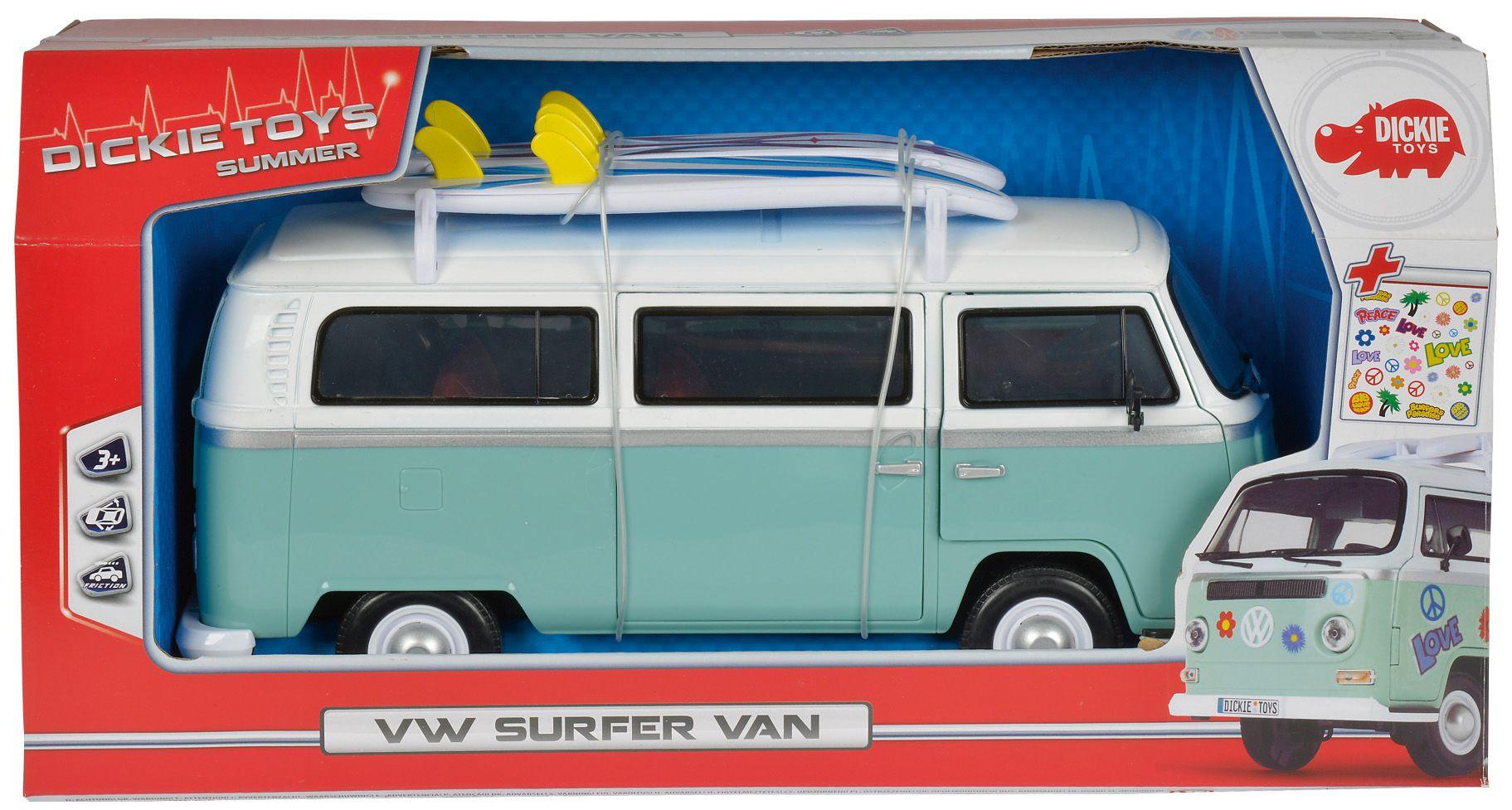 DICKIE TOYS Dickie Toys Spielzeugauto, »Surfer Van«