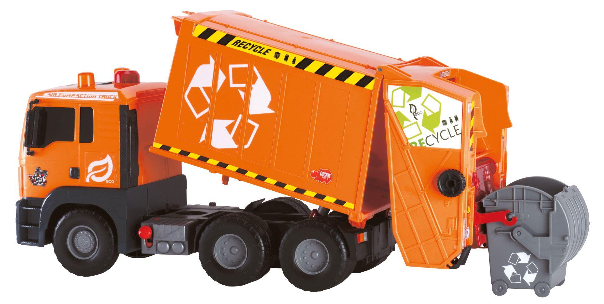 DICKIE TOYS Dickie Toys LKW, »Air Pump Garbage Truck«