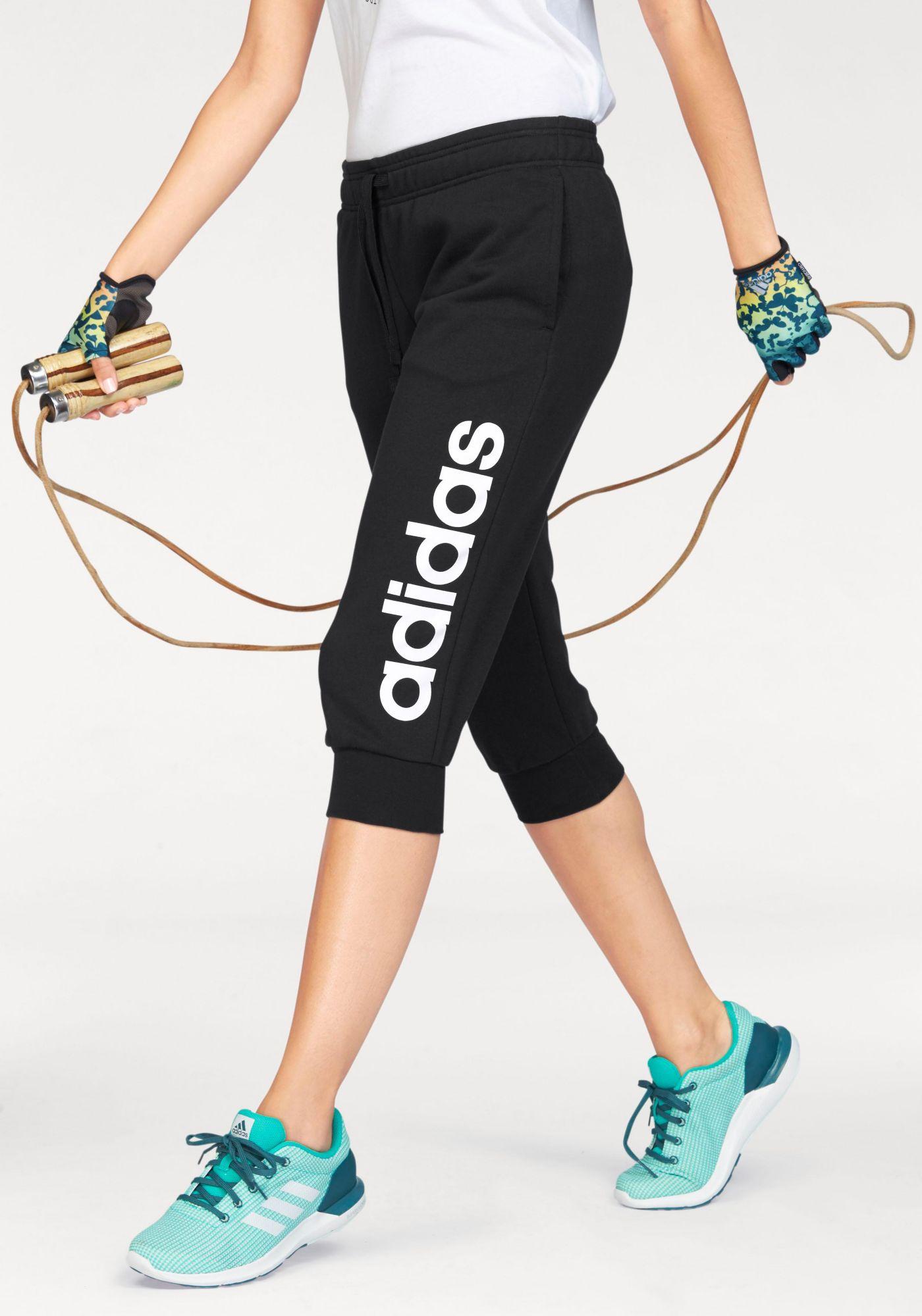 ADIDAS PERFORMANCE adidas Performance 3/4-Hose »ESSENTIALS LINEAR 3/4 PANT«