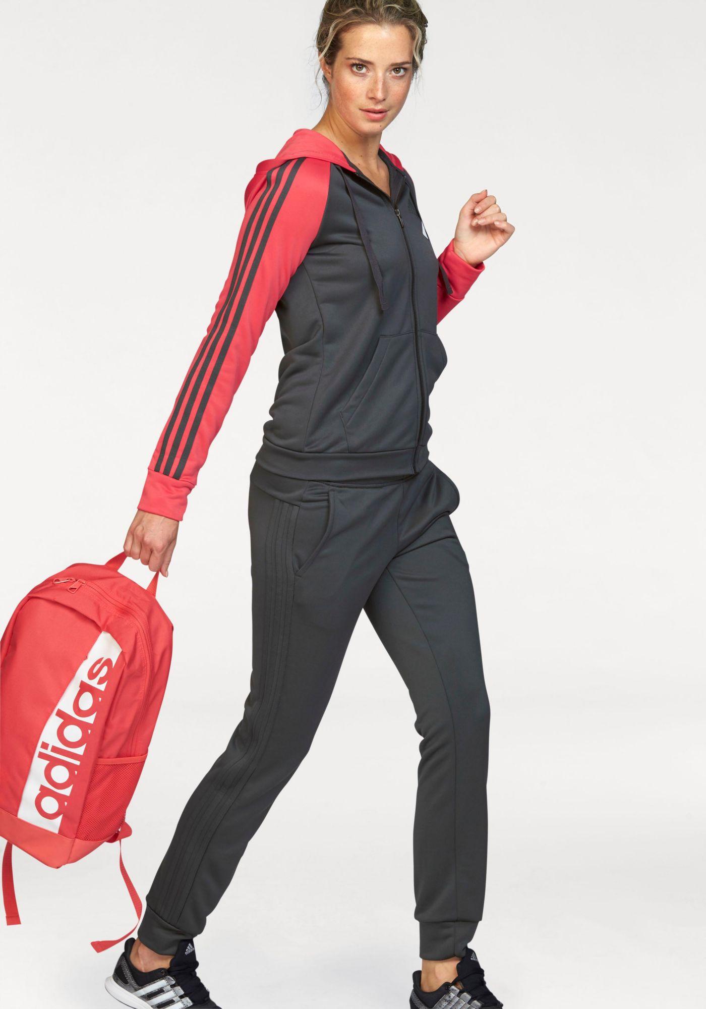 ADIDAS PERFORMANCE adidas Performance Trainingsanzug »RETRO FOCUS TRACKSUIT«