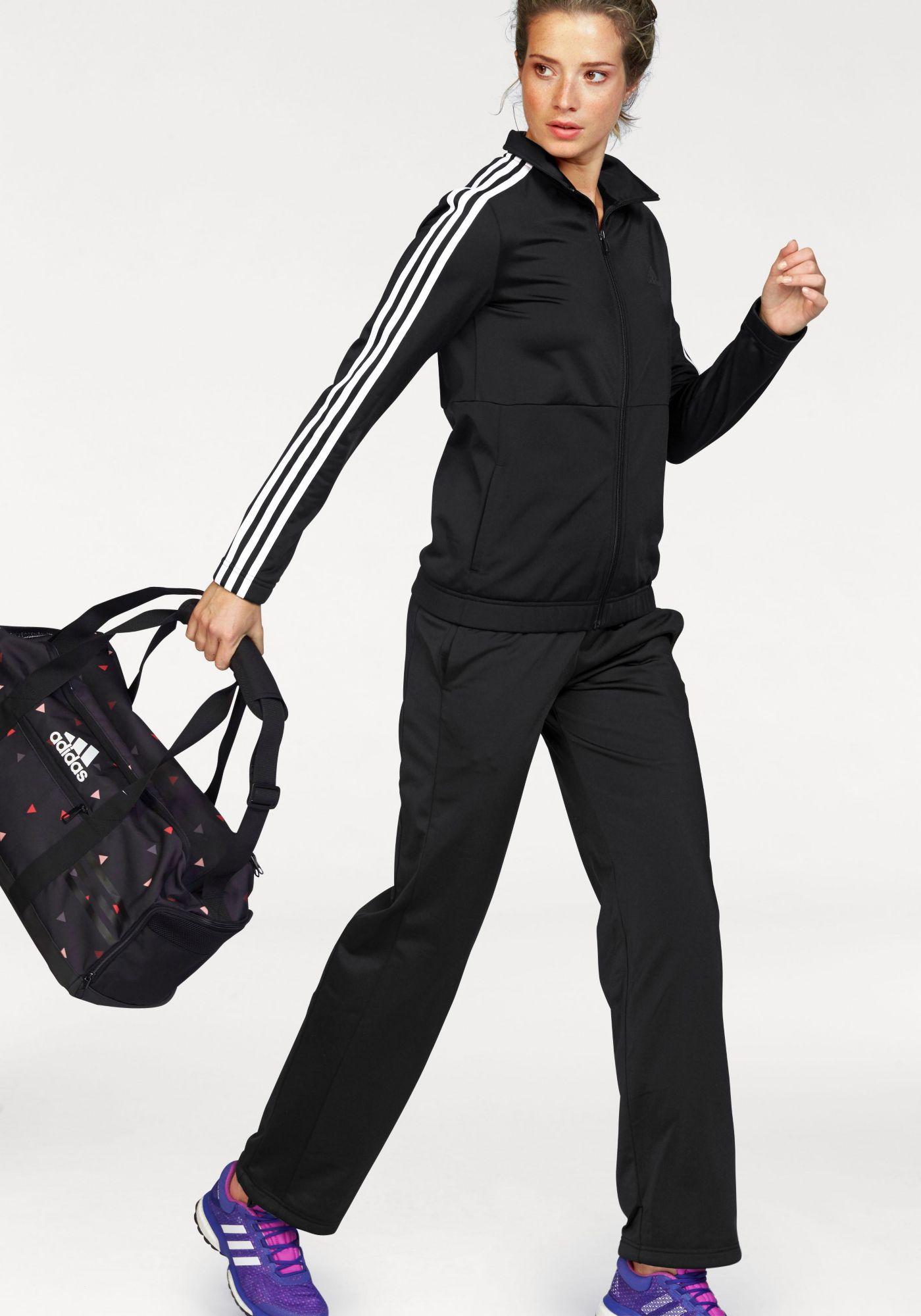 ADIDAS PERFORMANCE adidas Performance Trainingsanzug »BACK2BASIC 3S TRACKSUIT«