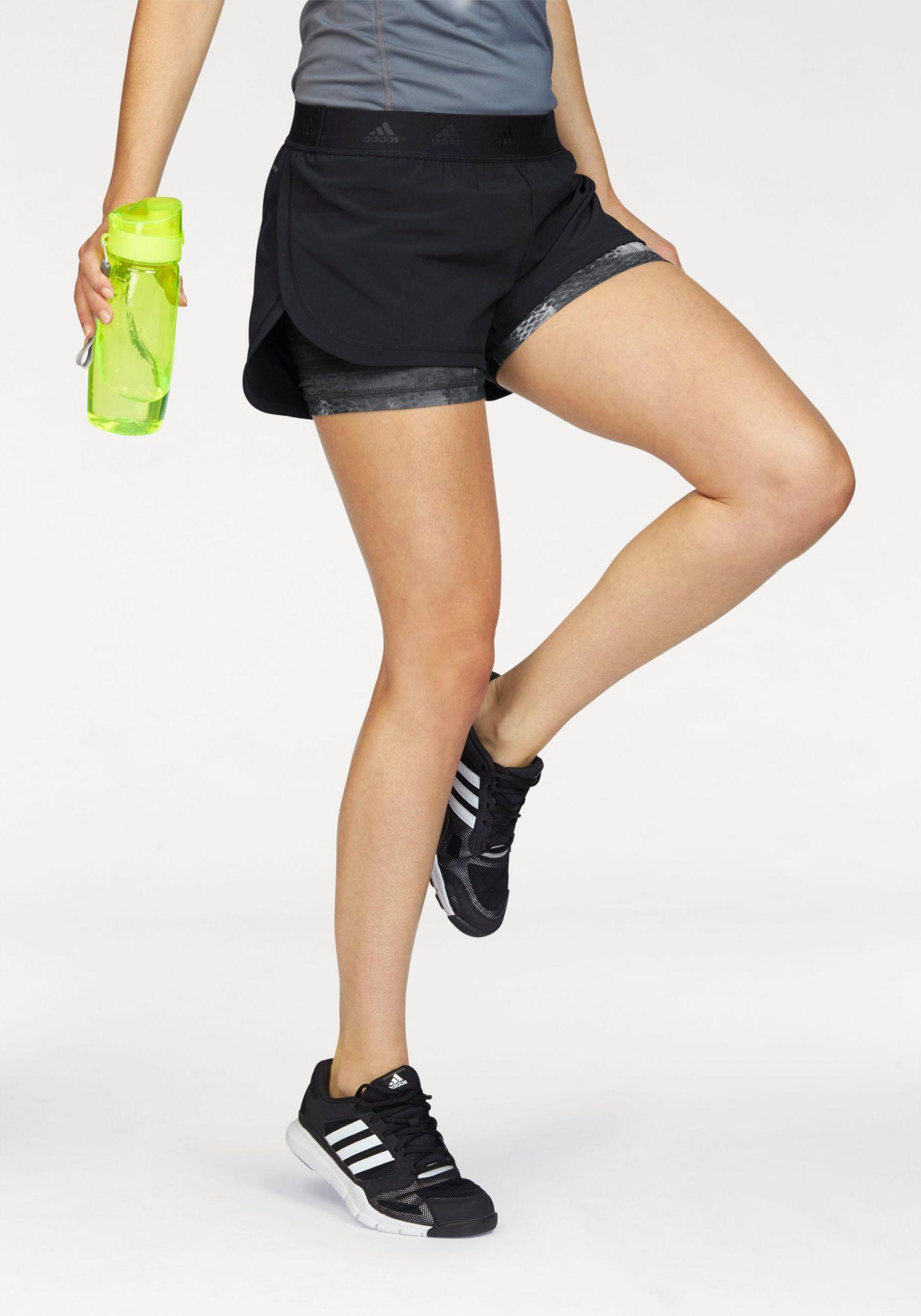 ADIDAS PERFORMANCE adidas Performance 2-in-1-Shorts »AOP SHORT«