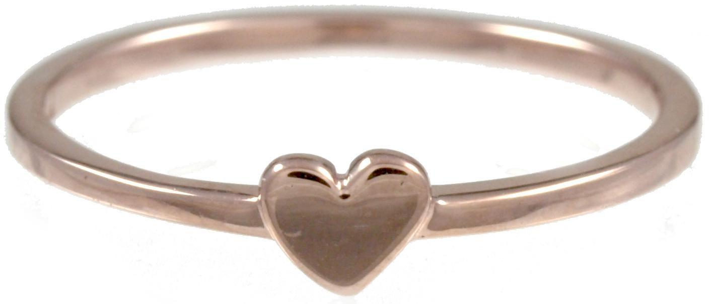 CAÏ  Fingerring »Herz, Pearl Love, C7149R/90/00/«