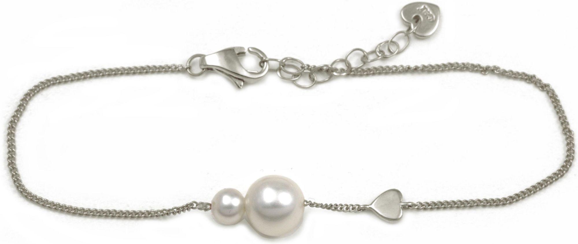 CAÏ  Armband »Pearl Love, C7166B/90/46/16+3«