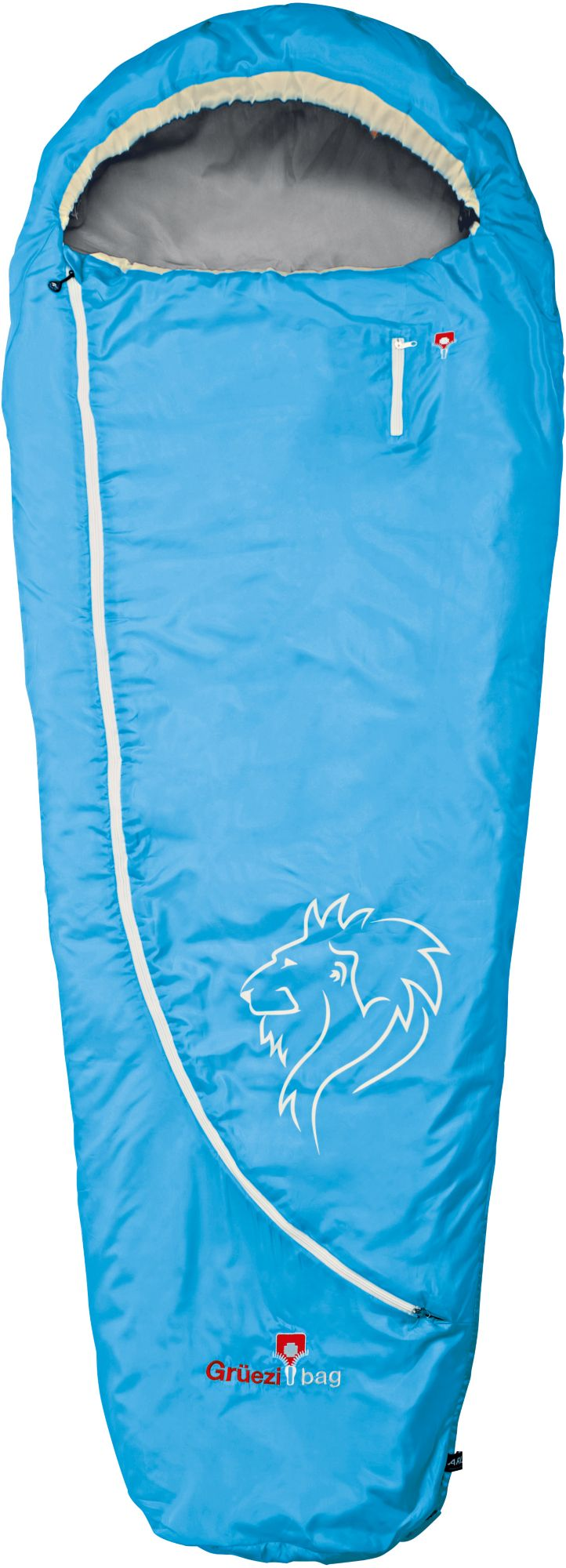 GRÜEZI BAG Grüezi bag Leichtschlafsack, »Mumie Lion«