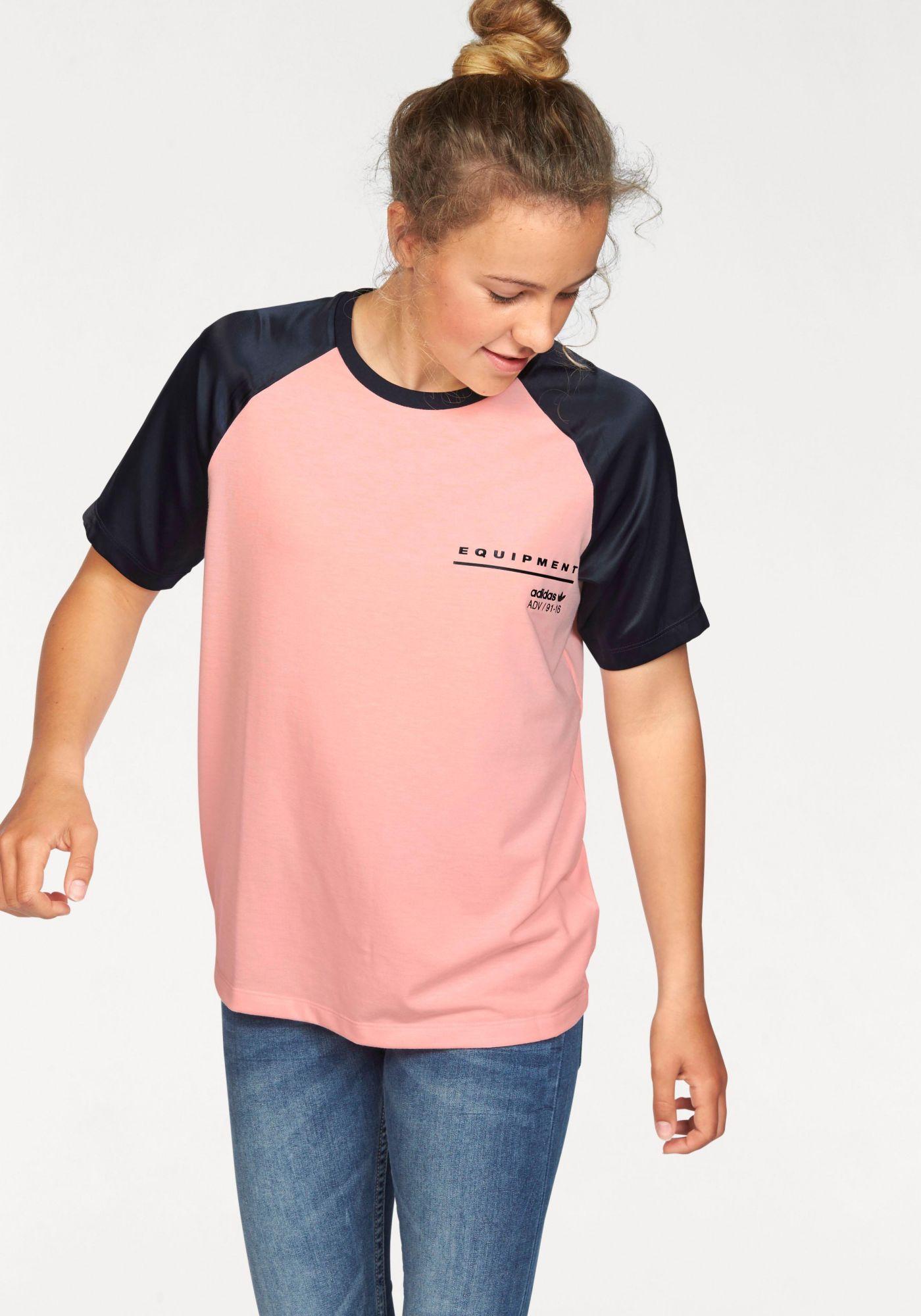 ADIDAS ORIGINALS adidas Originals T-Shirt »J EQT SATIN TEE«