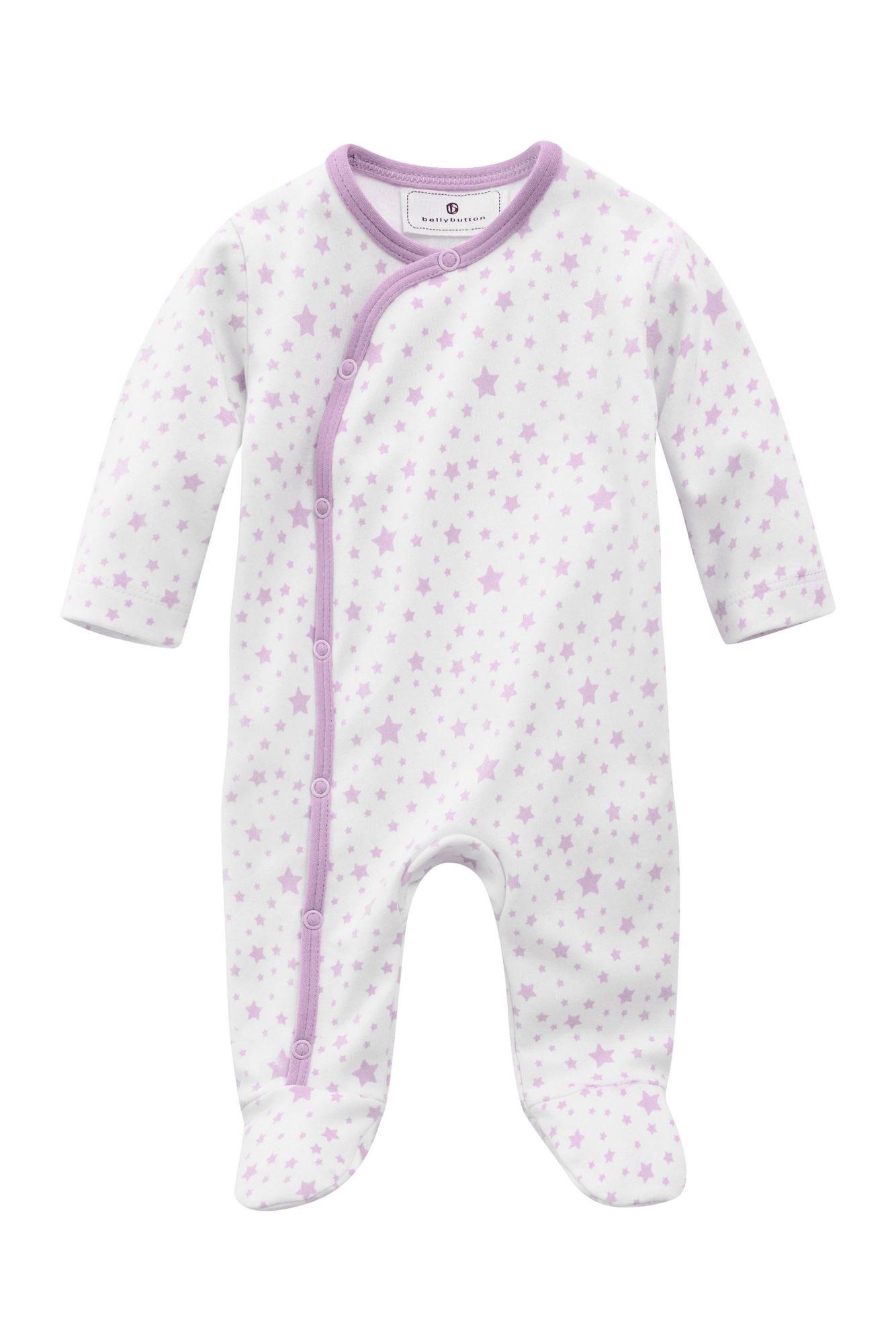 BELLYBUTTON  Baby Schlafstrampler »mit Sternen«