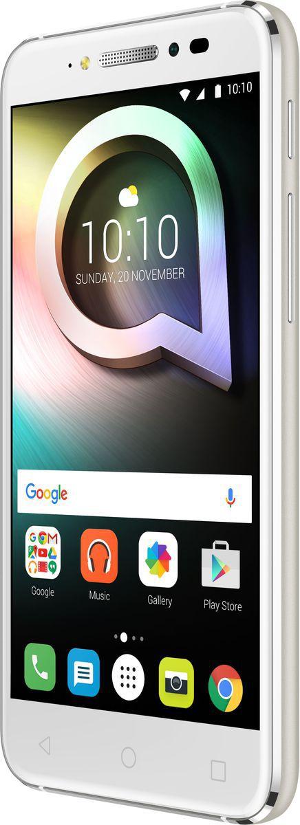 ALCATEL Alcatel Shine lite 5080X 16GB Android pure white