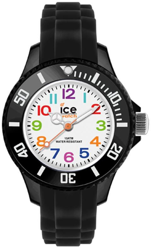 ICE WATCH ice-watch Quarzuhr »ICE mini - Black, MN.BK.M.S.12«