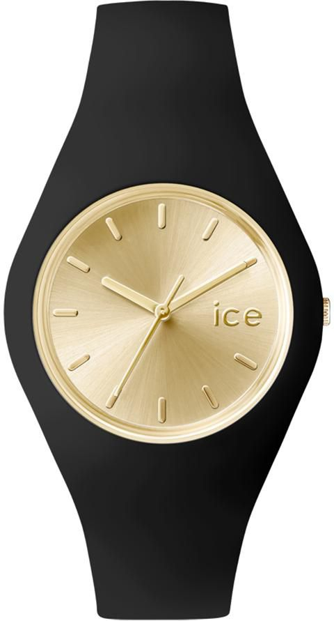 ICE WATCH ice-watch Quarzuhr »ICE chic - Black Gold, ICE.CC.BGD.U.S.15«