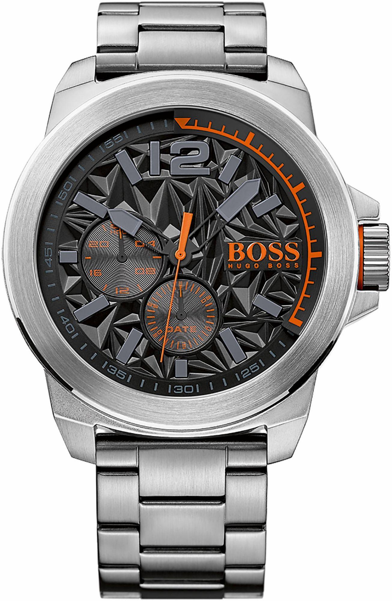 BOSS ORANGE Boss Orange Multifunktionsuhr »New York, 1513406«