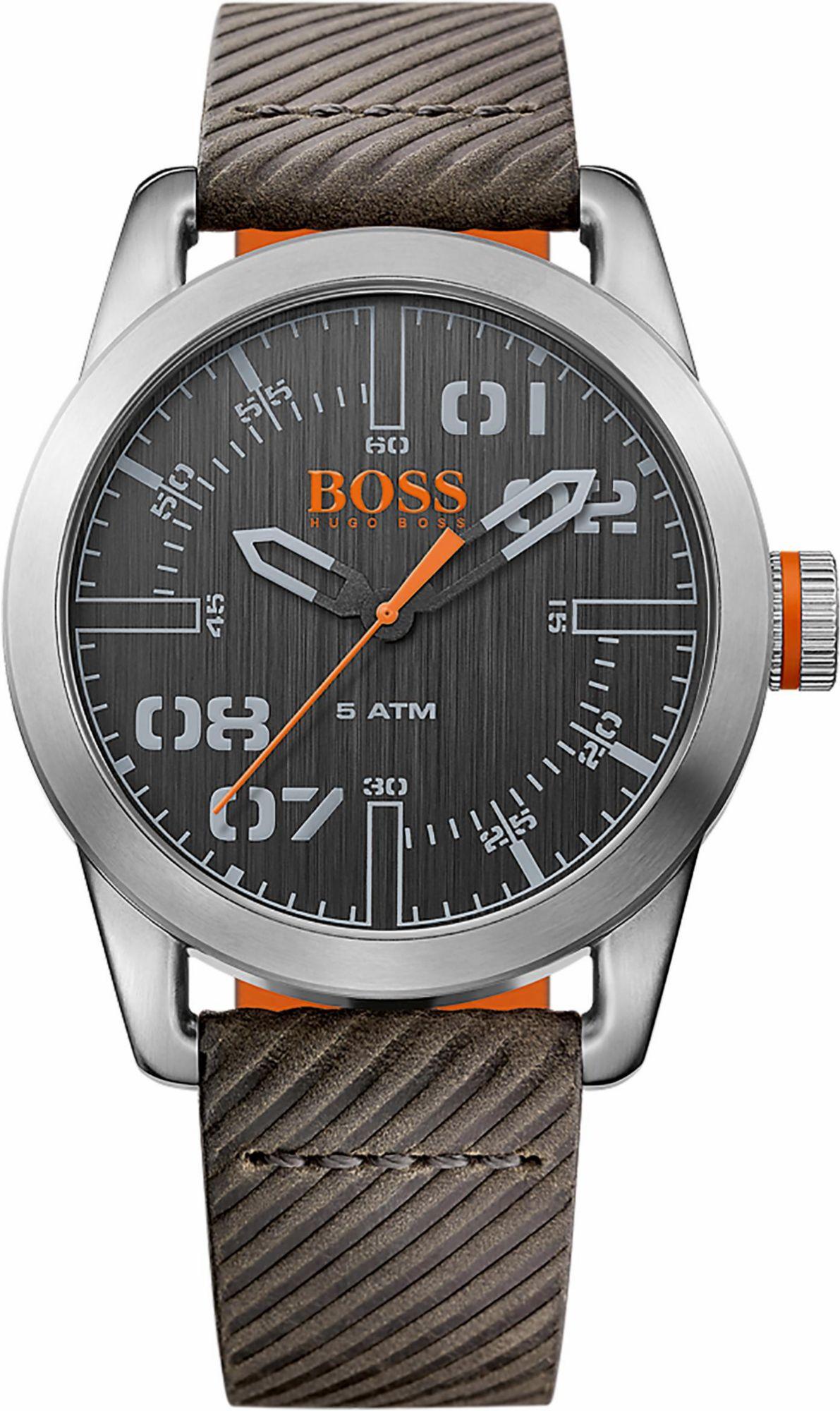 BOSS ORANGE Boss Orange Quarzuhr »Oslo, 1513417«