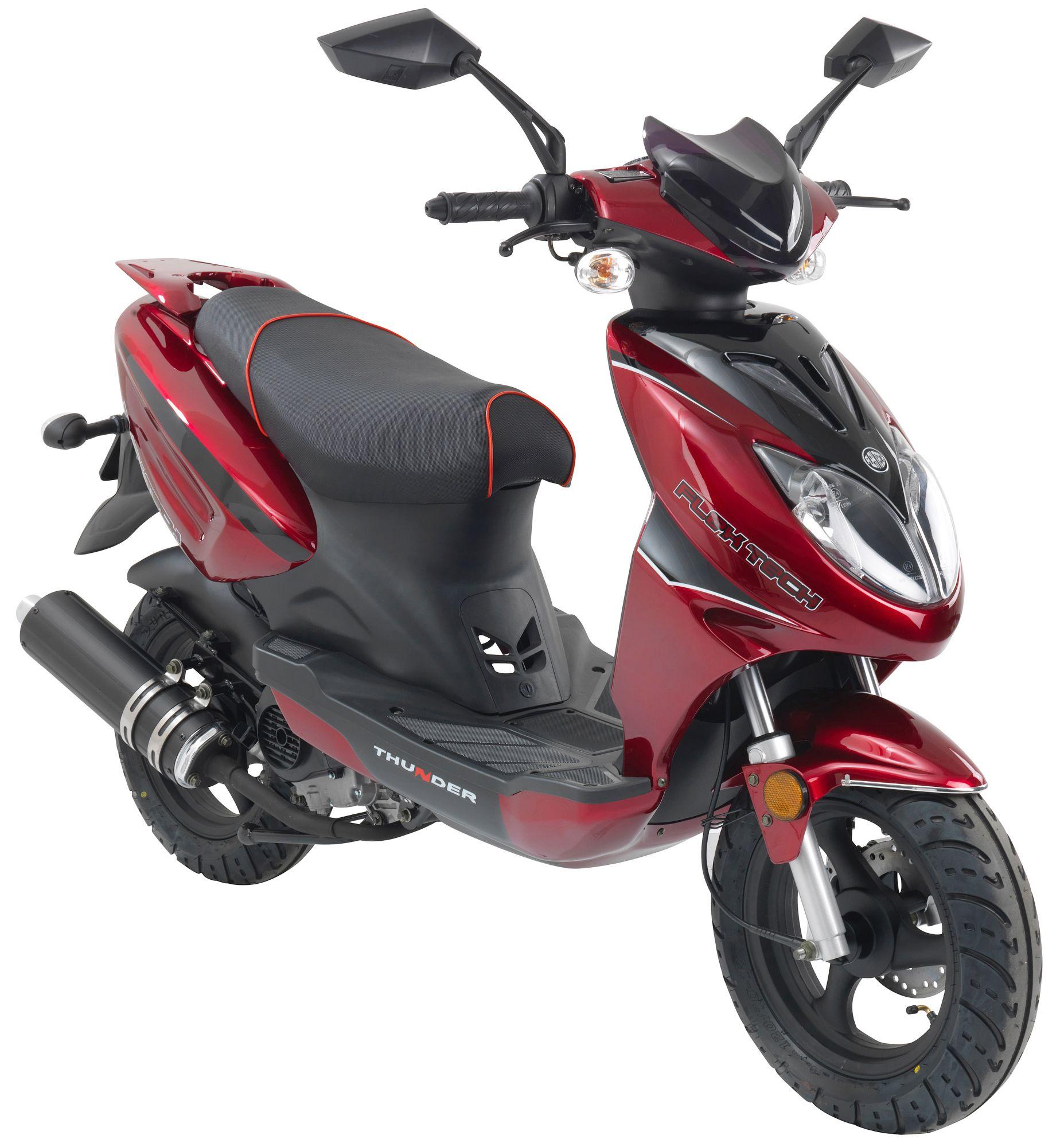 Flex Tech  Motorroller »Thunder 50 ccm«