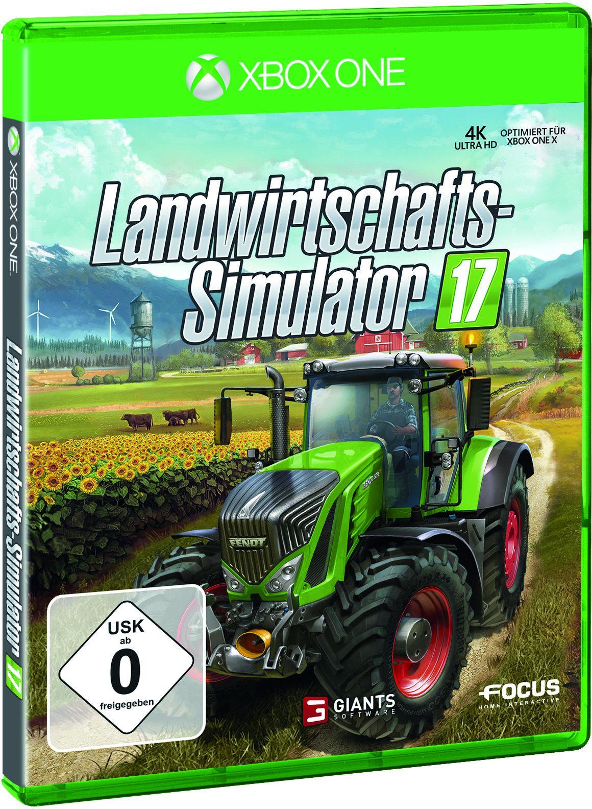 ASTRAGON Astragon Landwirtschafts-Simulator 17 »XBox One«