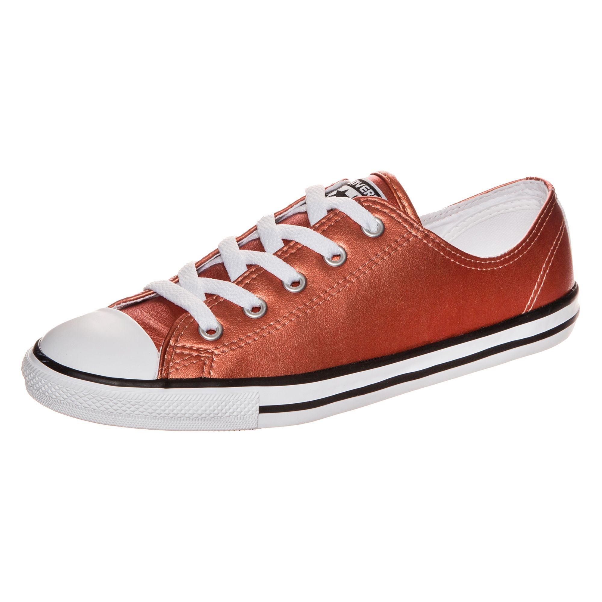 CONVERSE Converse Chuck Taylor All Star Dainty Metallic OX Sneaker Damen