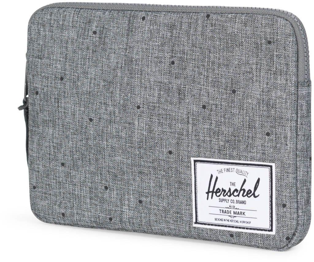 HERSCHEL Herschel iPad Air Schutzhülle, »Anchor Sleeve, iPad Air, Scattered Raven«