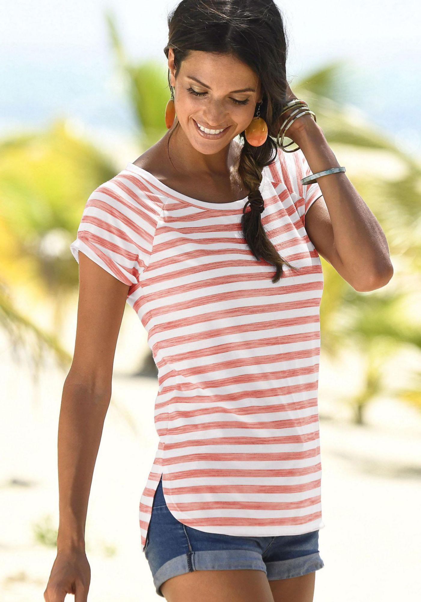 BEACHTIME Beachtime T-Shirts (2 Stück)