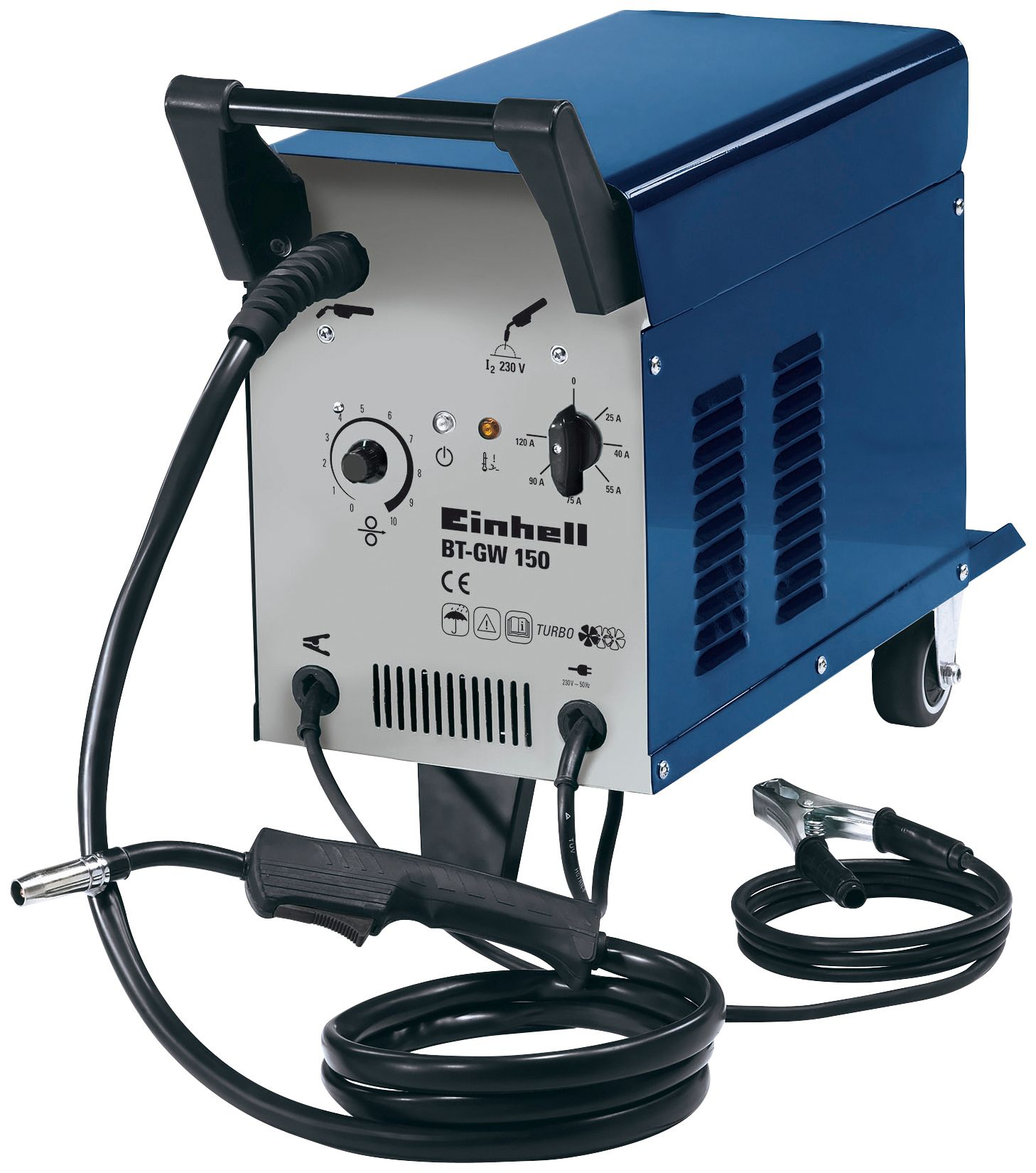 EINHELL Einhell BT-GW 150 Schutzgas-Schweissgerät