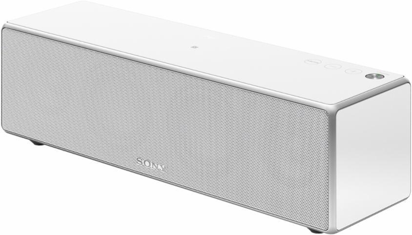 SONY .Sony SRS-ZR7 Netzwerklautsprecher für Multiroom mit WLAN und Bluetooth weiß
