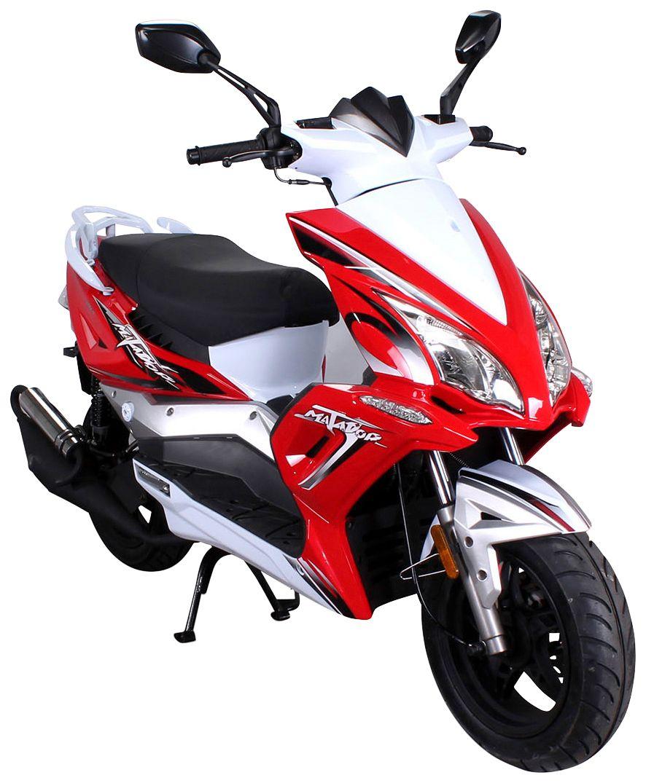 ACTIONBIKES MOTORS  Mofa »Matador«, 50 ccm, 25 km/h, entdrosselbar