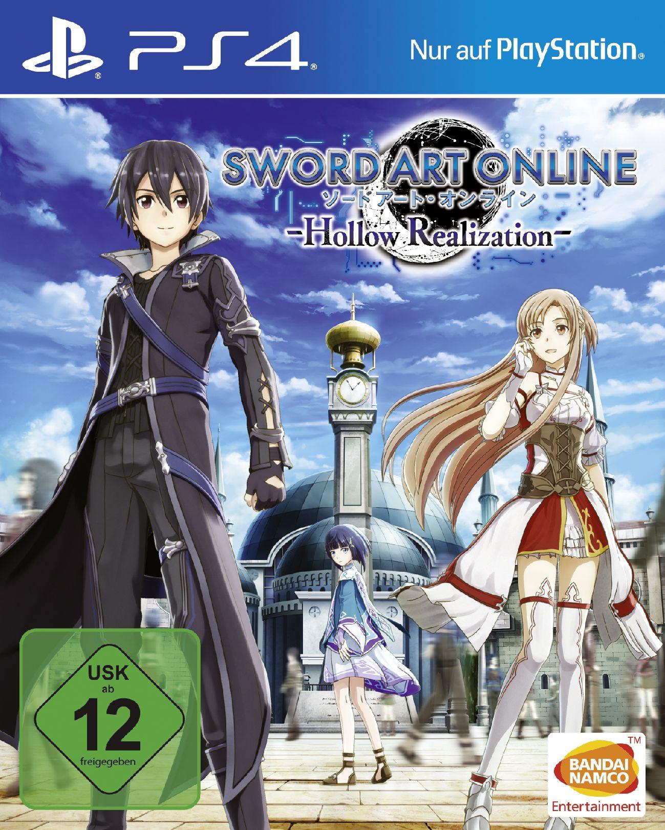 BANDAI NAMCO Bandai Namco Sword Art Online: Hollow Realization »PS4«