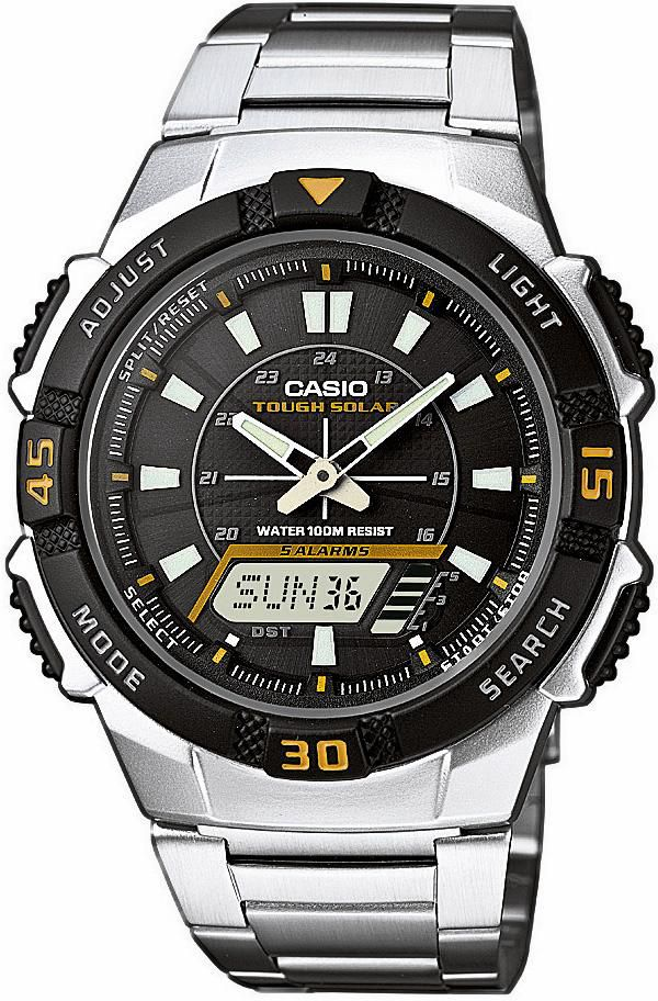 CASIO COLLECTION Casio Collection Chronograph »AQ-S800WD-1EVEF«