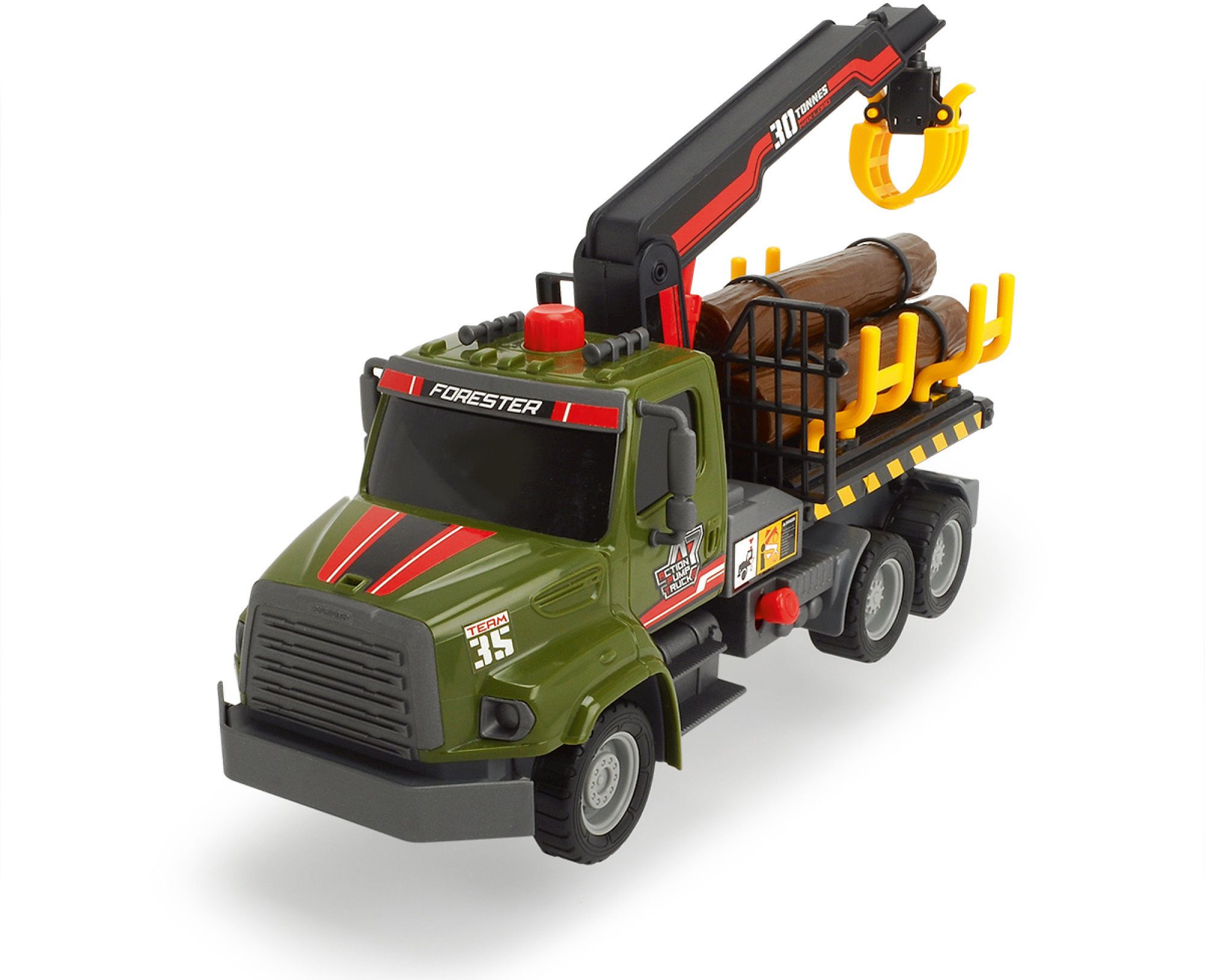 DICKIE TOYS Dickie Toys LKW, »Air Pump Forester«