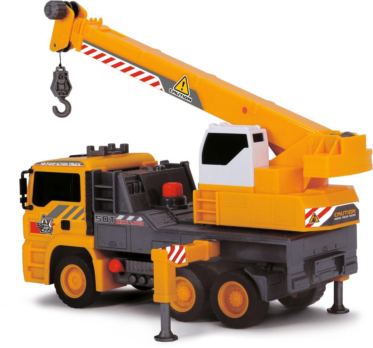 DICKIE TOYS Dickie Toys LKW, »Air Pump Mobile Crane«