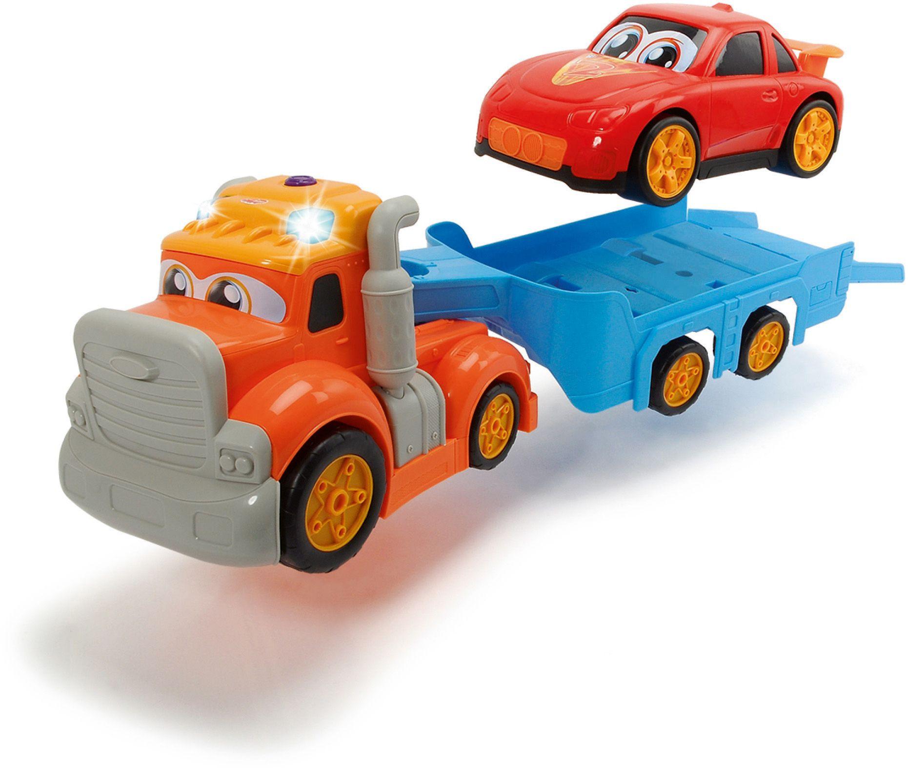 DICKIE TOYS Dickie Toys Abschleppwagen mit Licht und Sound, »Happy Truck«