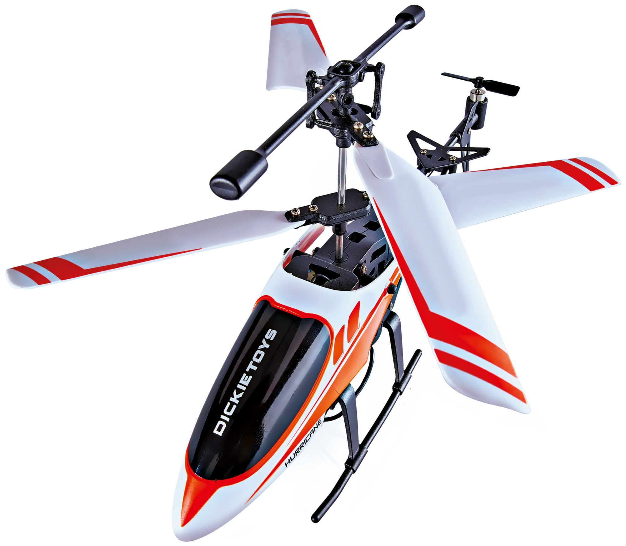 DICKIE TOYS Dickie Toys RC Hubschrauber, »DT-H2 Heli Hurricane«