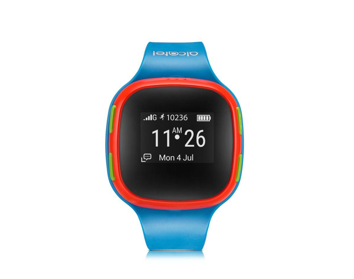 ALCATEL Alcatel Smartwatch »MOVE TIME Kids Watch SW10«
