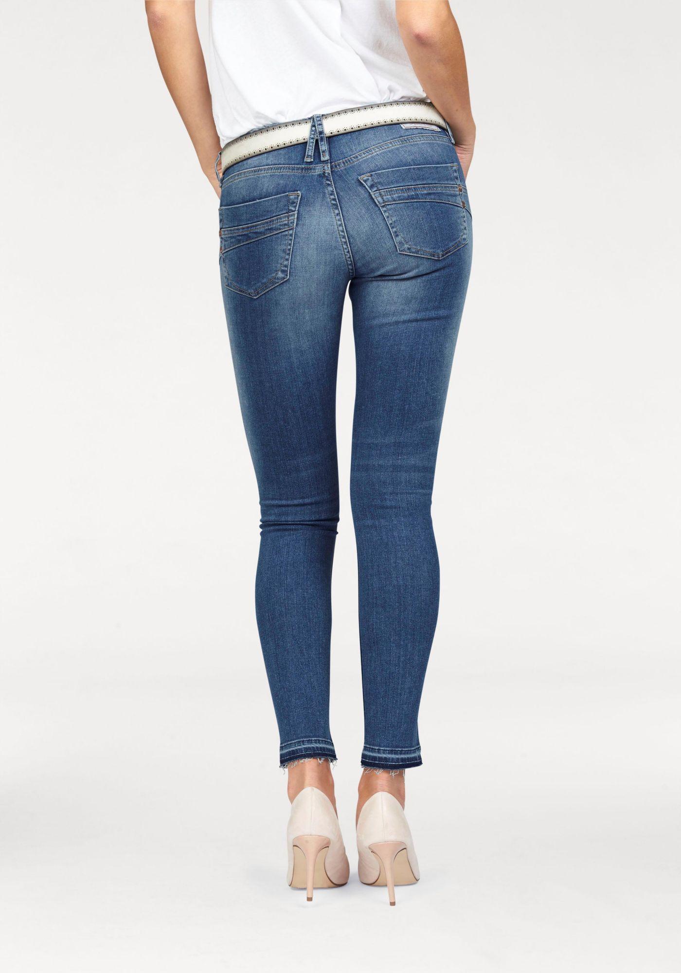 HERRLICHER Herrlicher 5-Pocket-Jeans »Touch Cropped«
