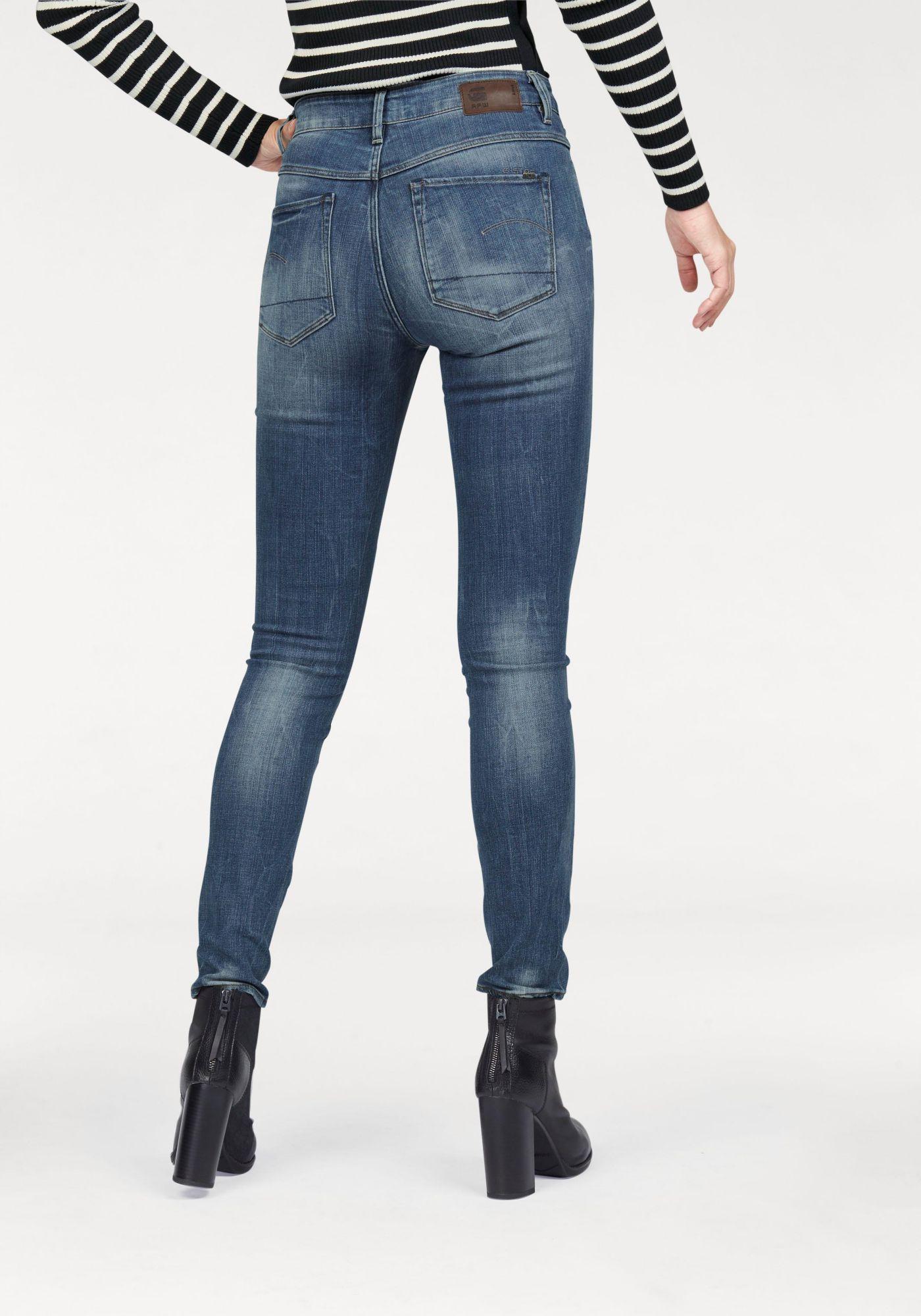 G STAR G-Star High-waist-Jeans »Ultra High«
