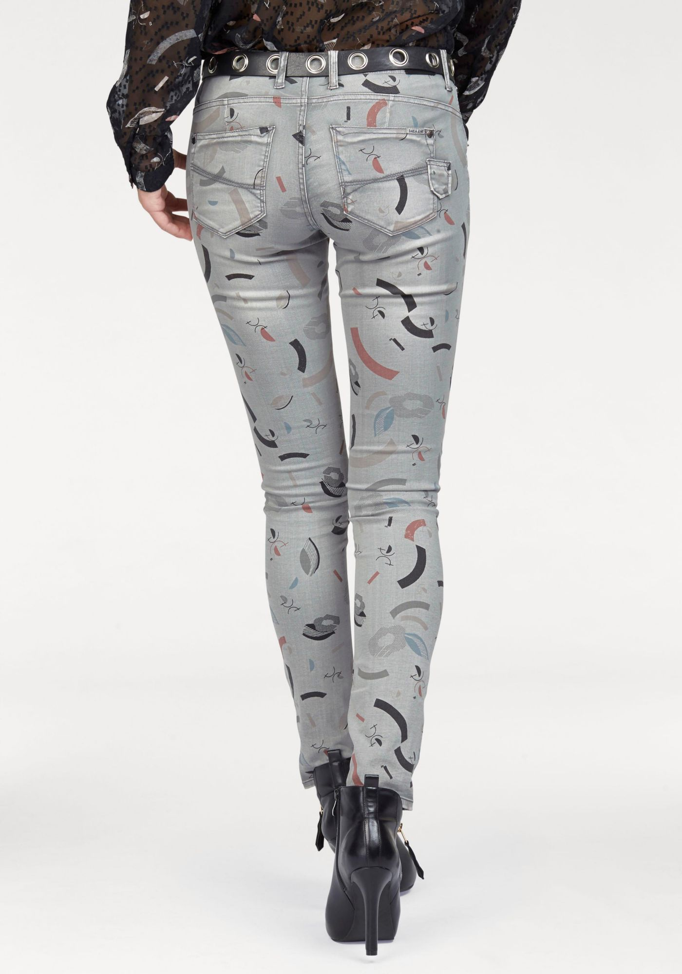 GARCIA Garcia Slim-fit-Jeans »Riva«
