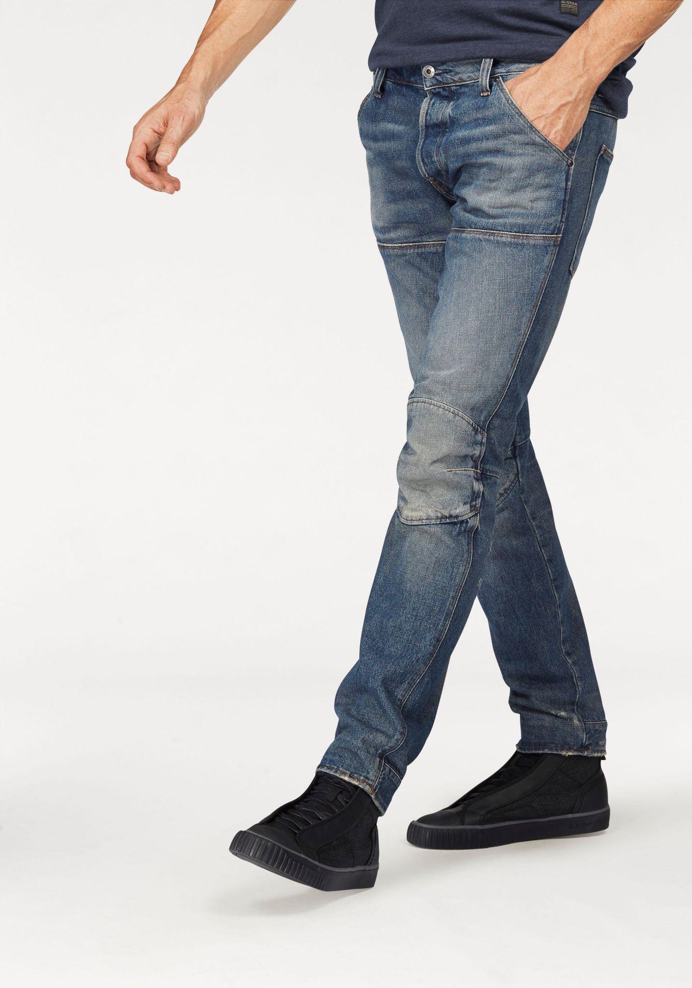 G STAR G-Star 5-Pocket-Jeans »5620 Elwood 3D Tapered«