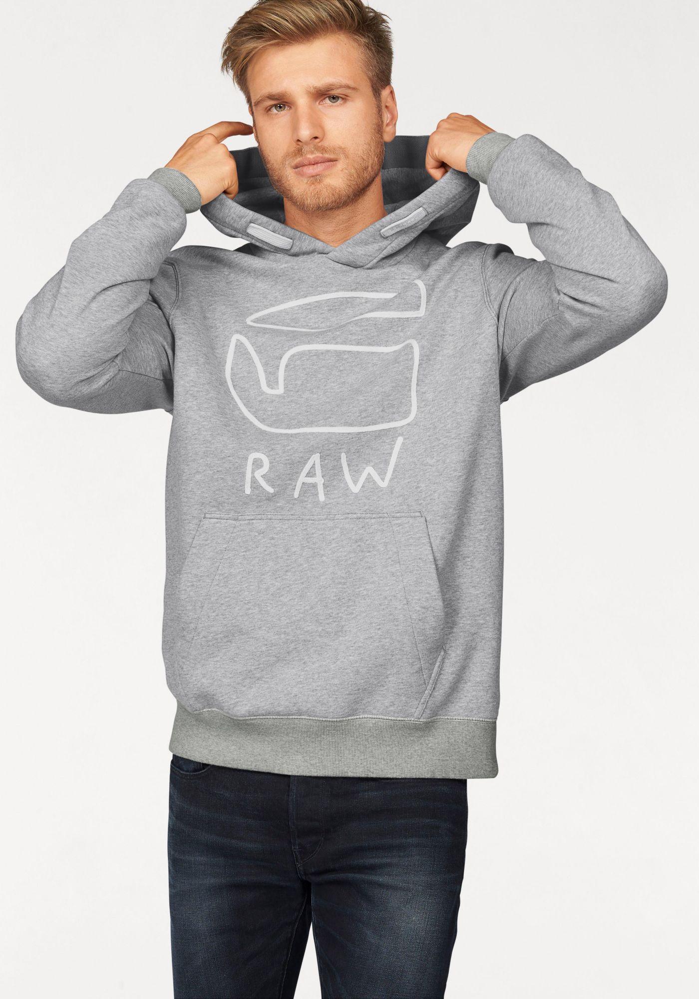 G STAR G-Star Kapuzensweatshirt »Brons hooded«