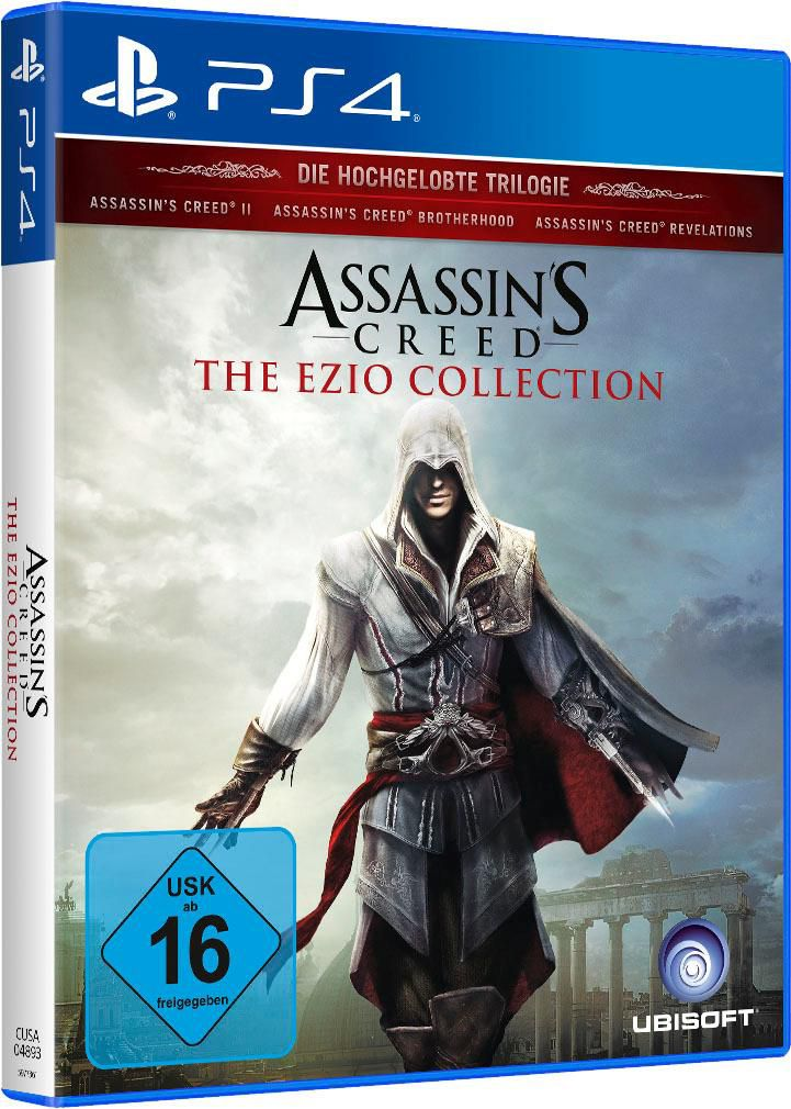 UBISOFT Assassin´s Creed Ezio Collection PlayStation 4
