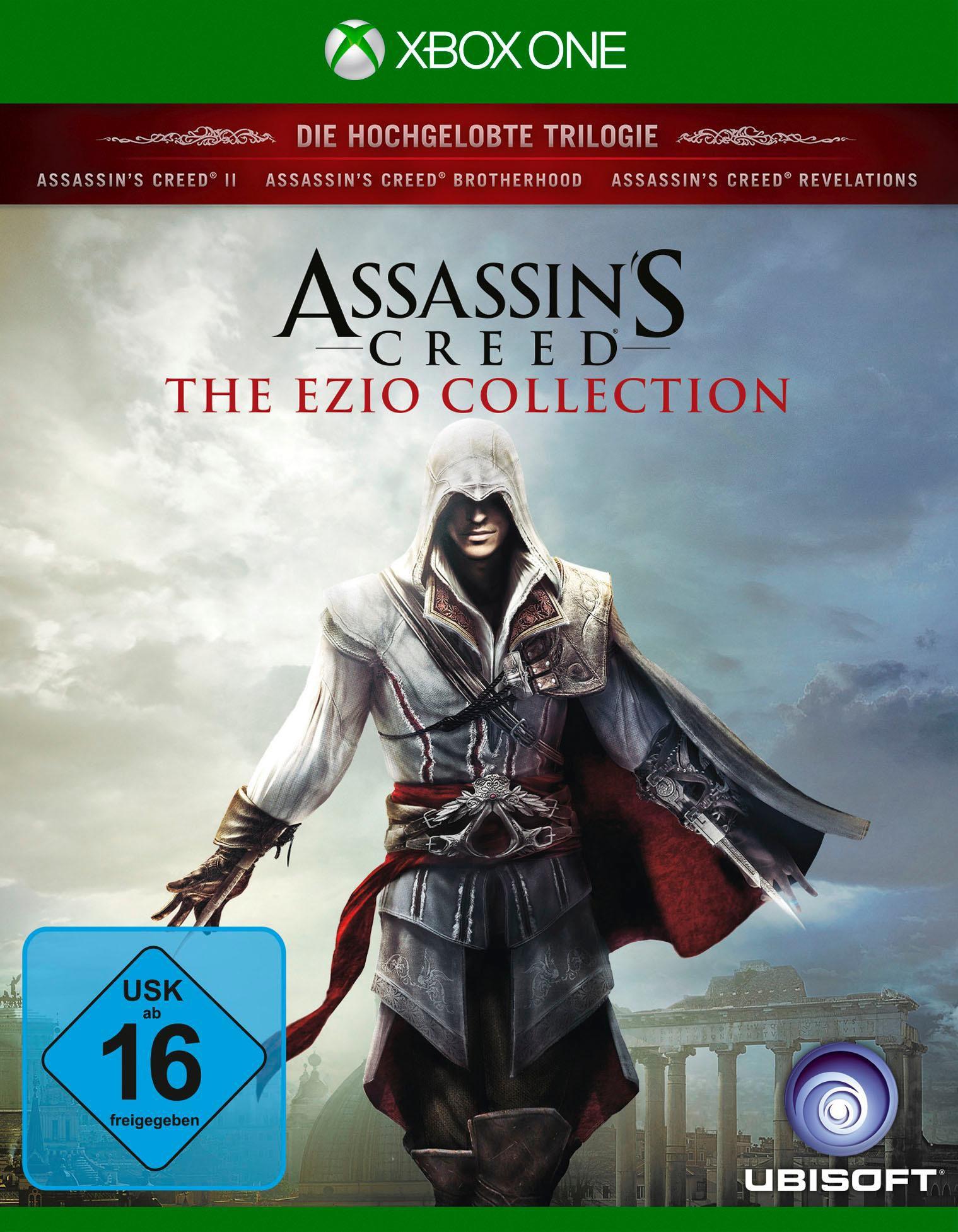 UBISOFT Assassin´s Creed Ezio Collection Xbox One