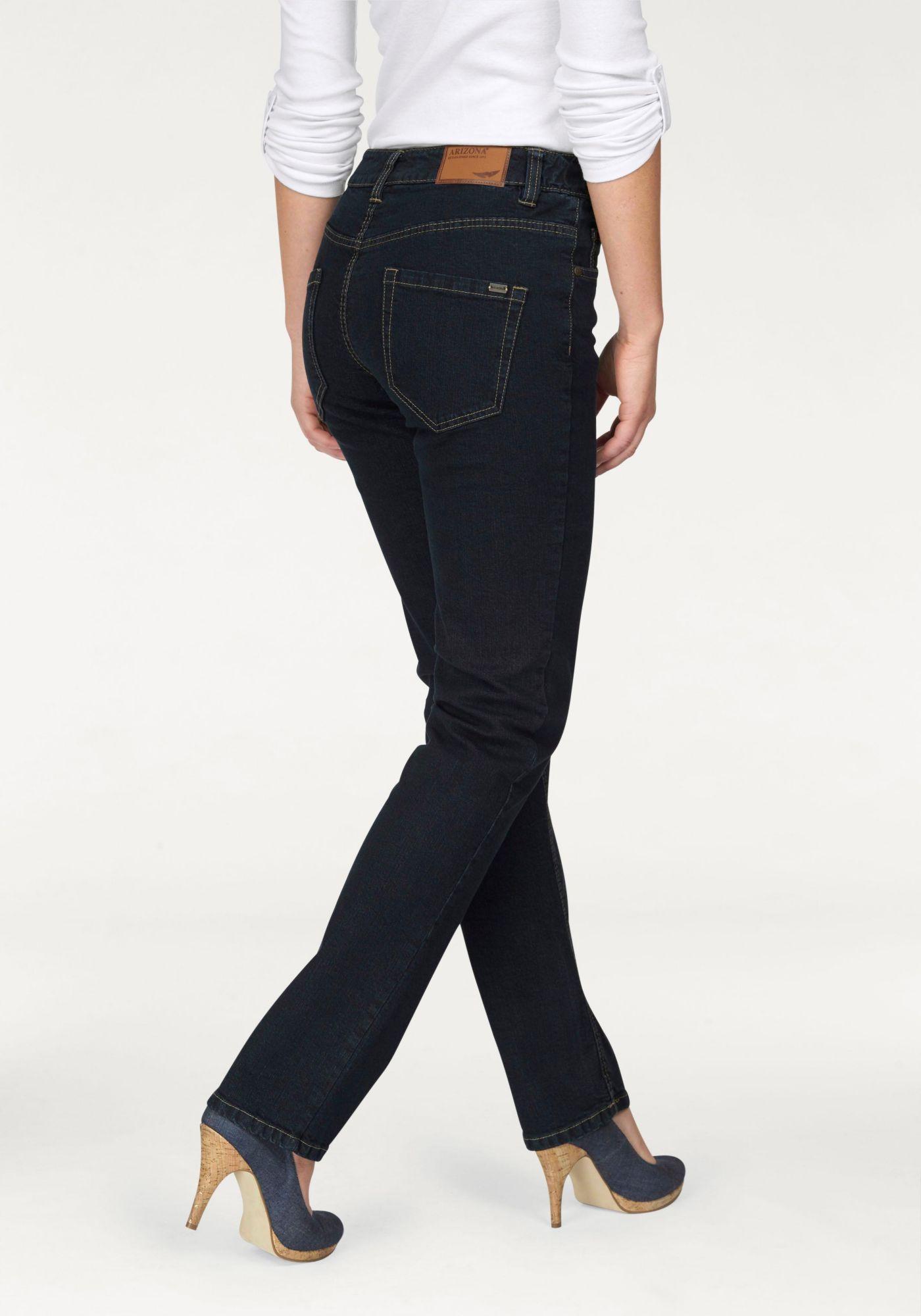 ARIZONA Arizona Gerade Jeans »Svenja«