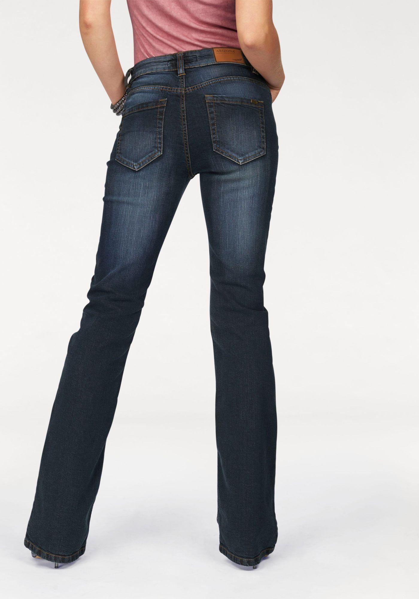 ARIZONA Arizona Bootcut-Jeans »Svenja«