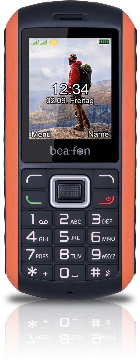 BEAFON Bea-fon AL550 schwarz-orange