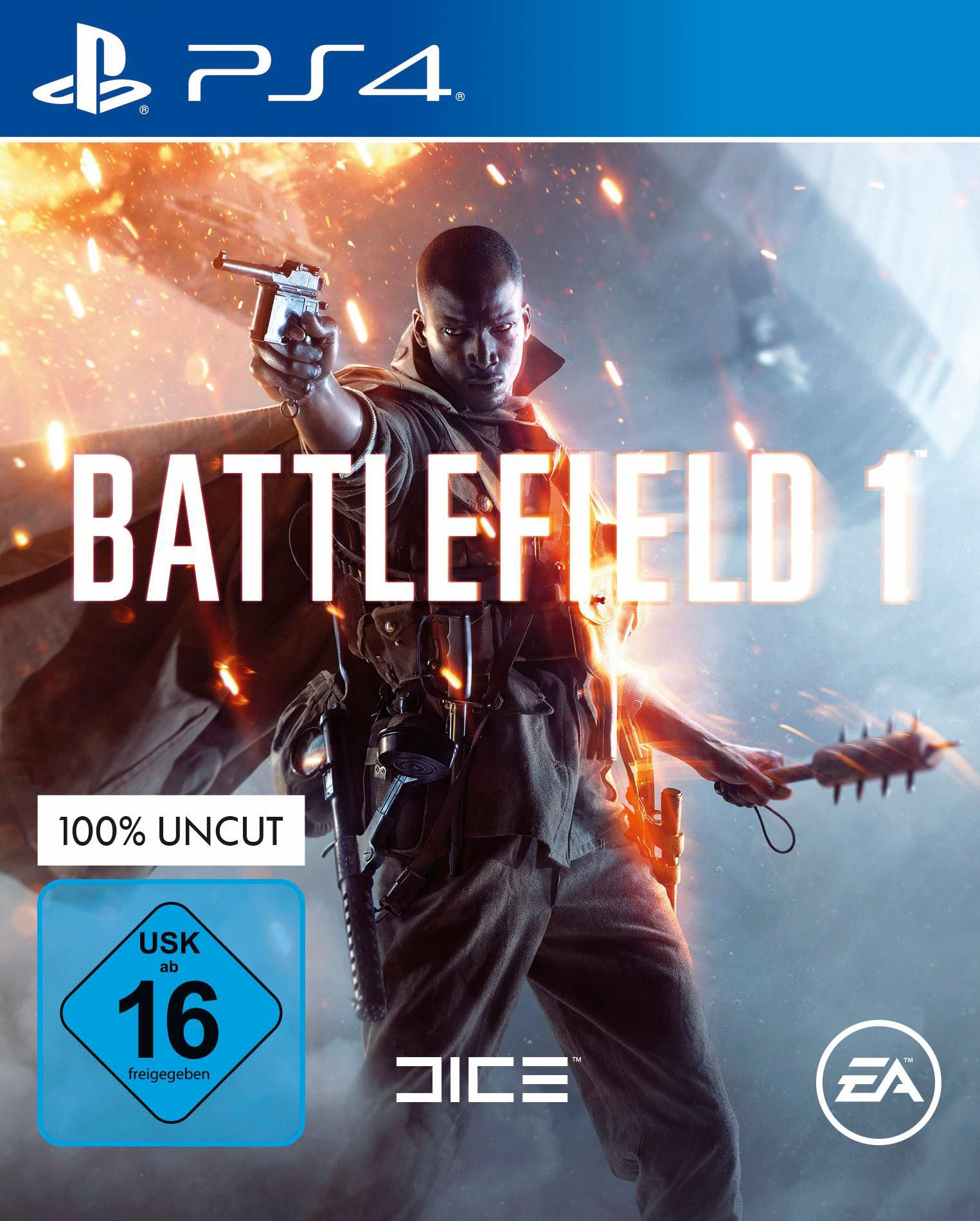 ELECTRONIC ARTS Battlefield 1 (PS4)