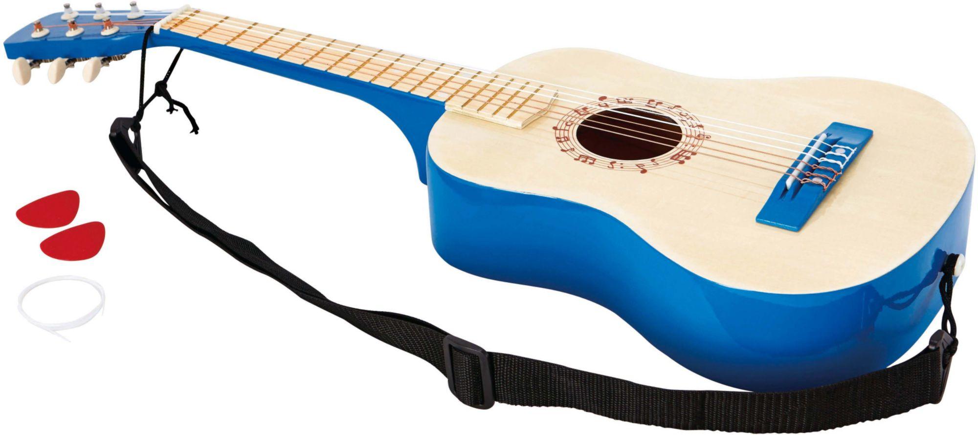 HAPE Hape Kindergitarre, »Gitarre in Blau«