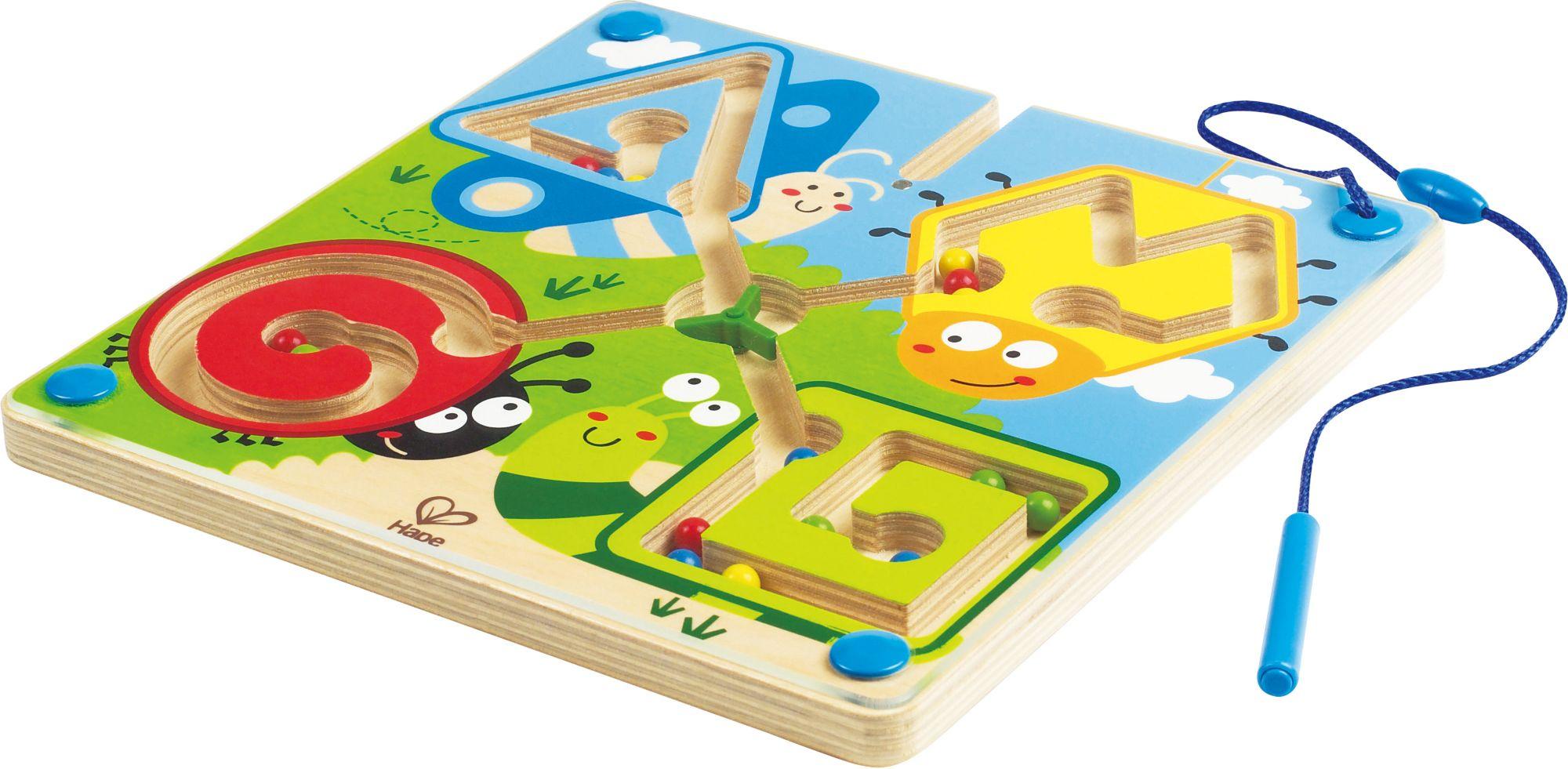 HAPE Hape Magnetspiel aus Holz, »Kleine Tierwelt«