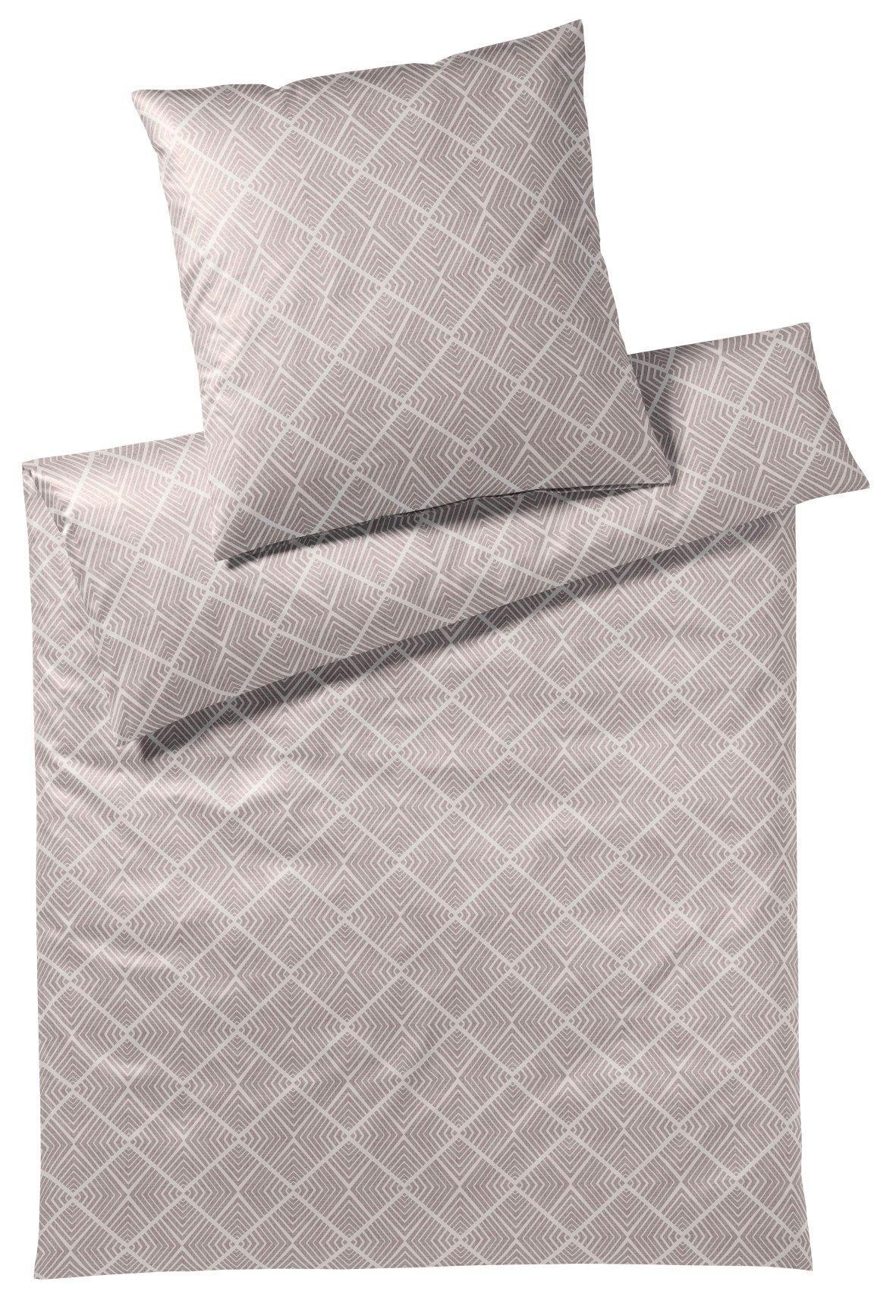 ELEGANTE Bettwäsche, Elegante, »Trocca«, mit grafischen Muster