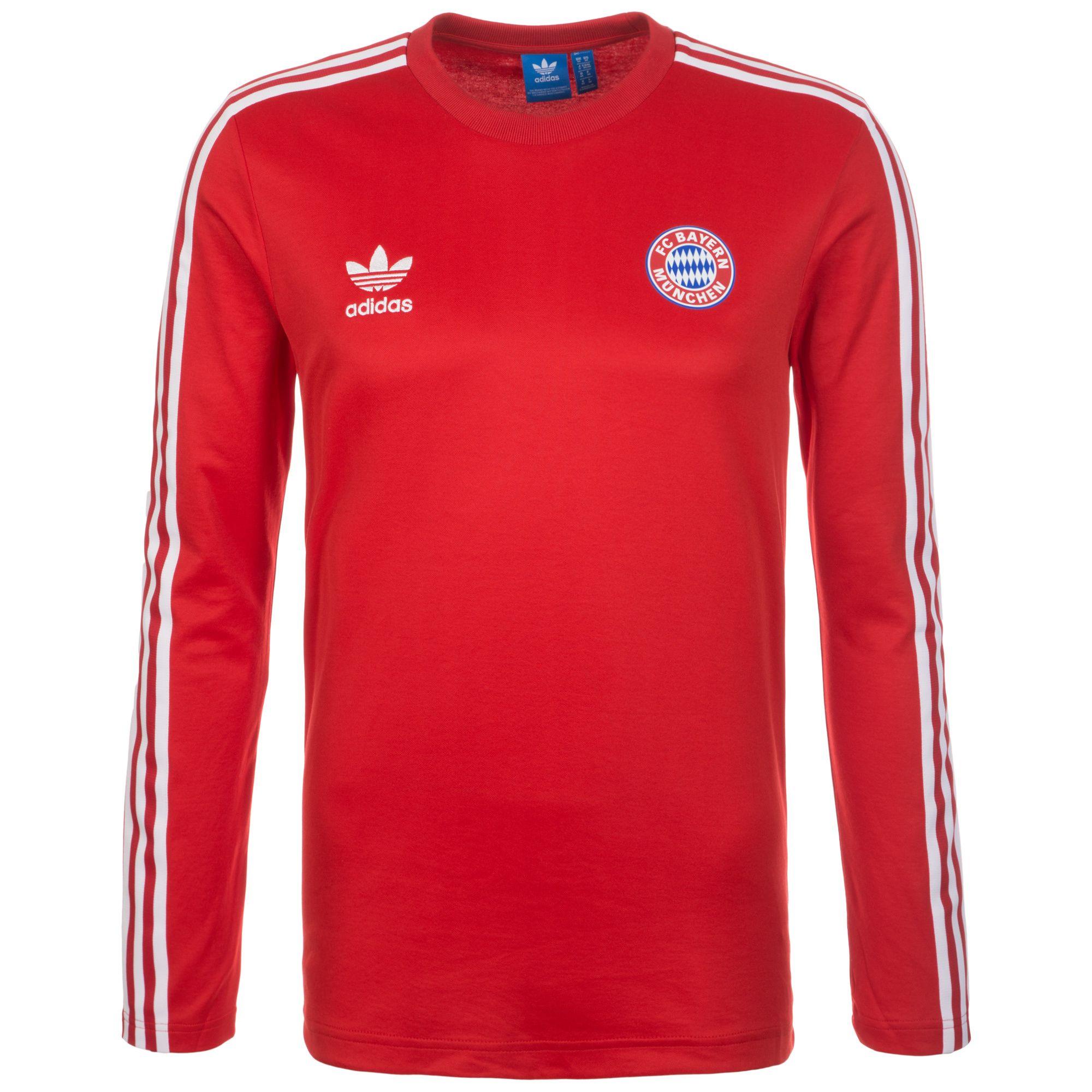 ADIDAS ORIGINALS adidas Originals FC Bayern München Retro Trikot Herren