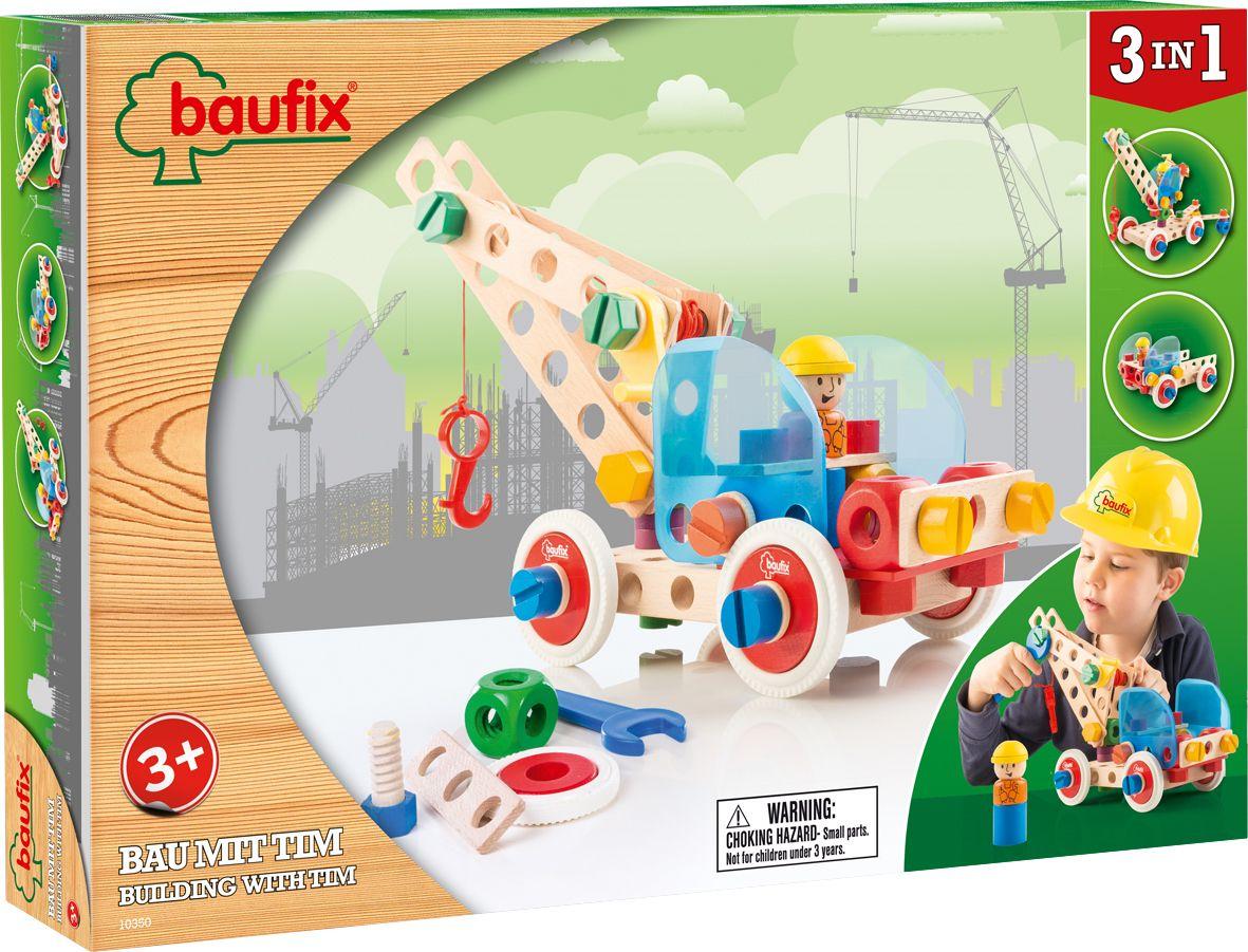 BAUFIX Baufix Holz Bauset, »Bau mit Tim«